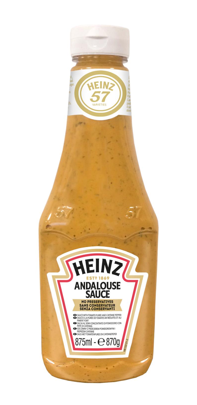 Sos Andalouse 875ml plastikowa butelka duża image