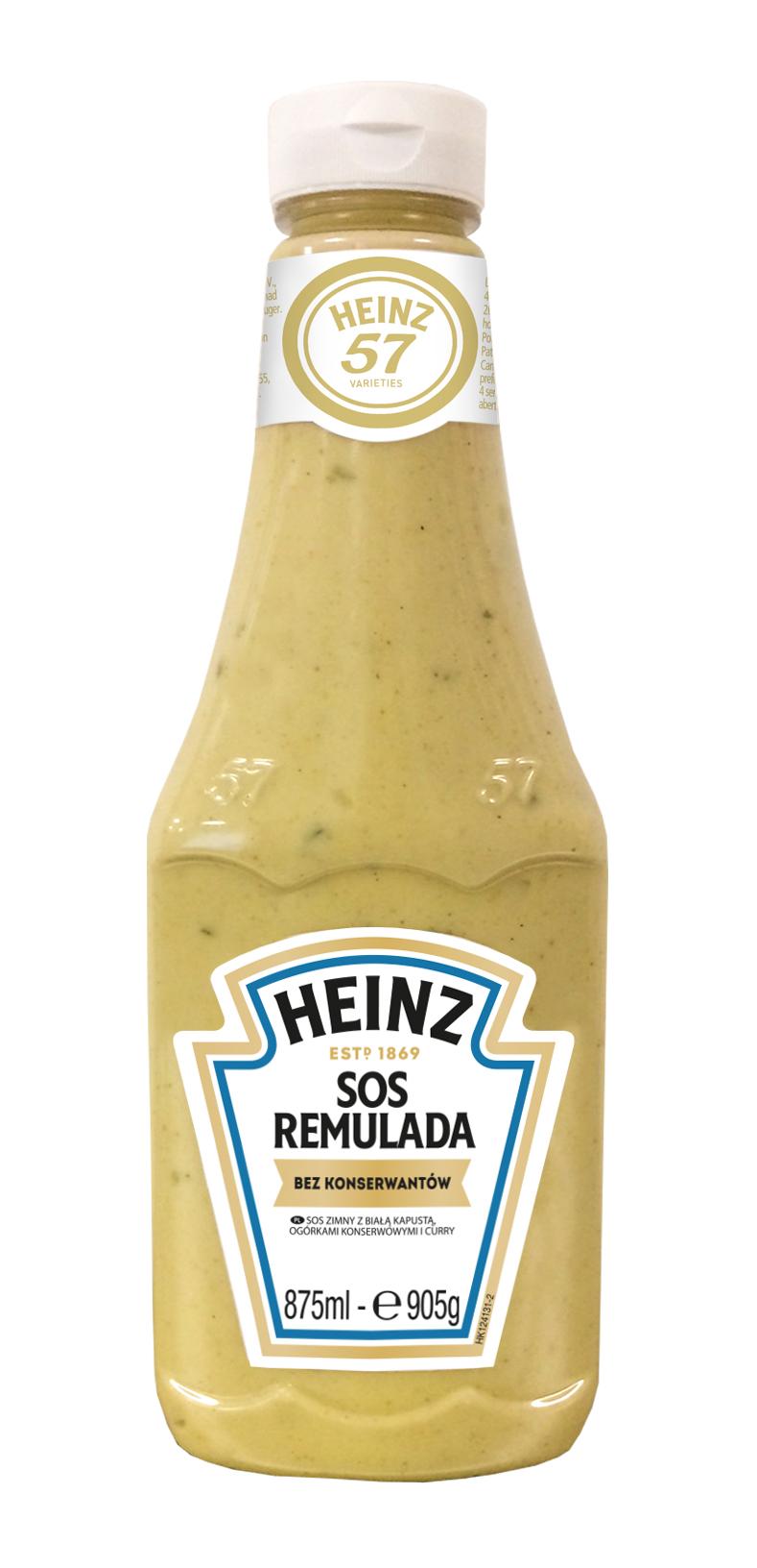 Sos Remulada 875ml plastikowa butelka duża image