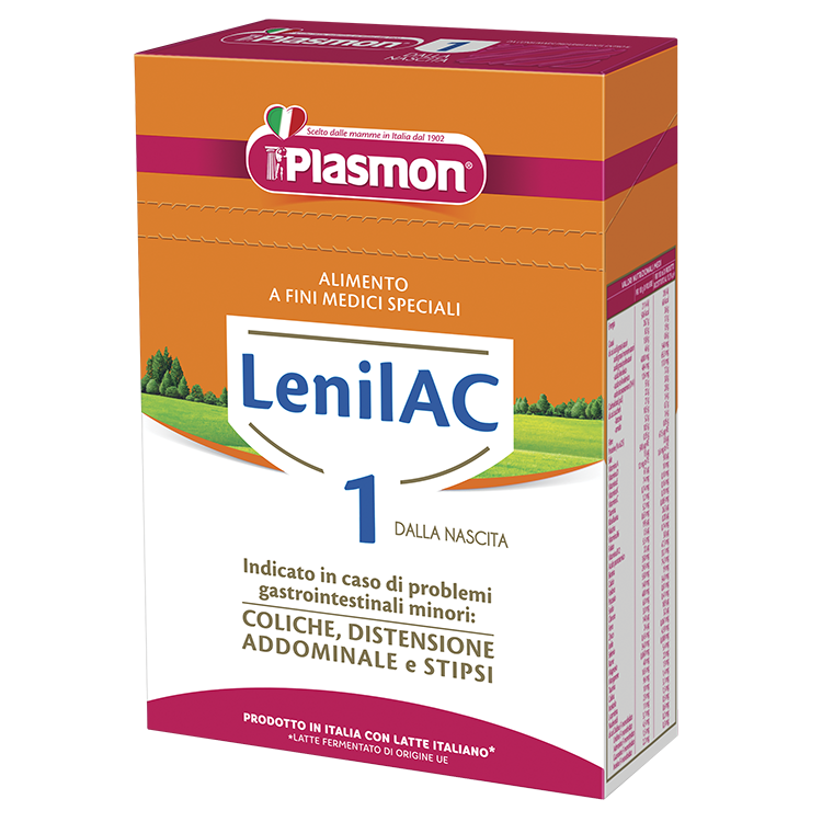LENILAC 1 POWDER MILK FORMULA