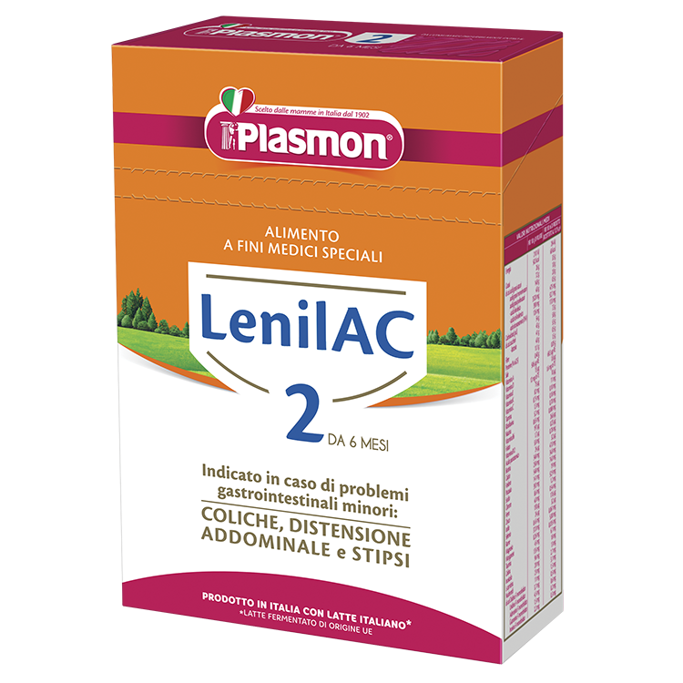 LENILAC 2 POWDER MILK FORMULA