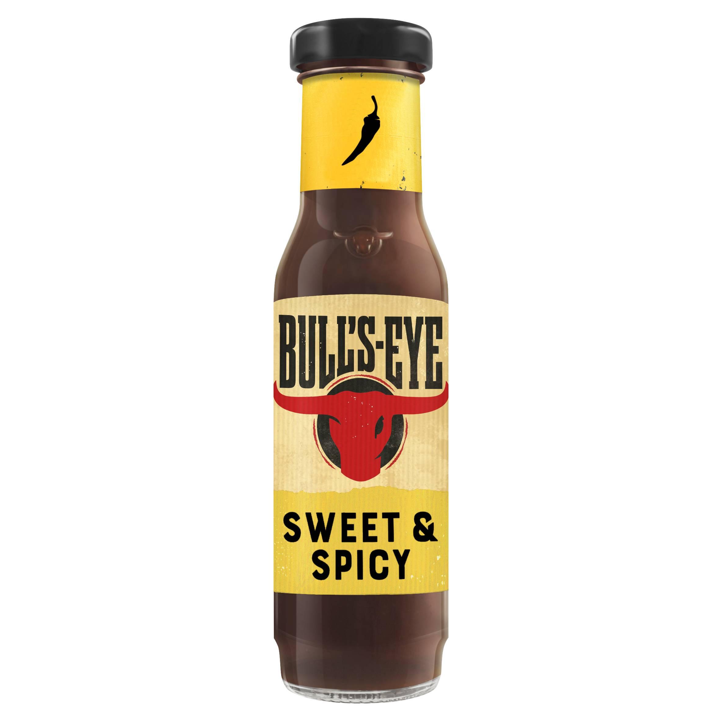 Bull's Eye Sweet&Spicy-Memphis 276gm Bottom Up image