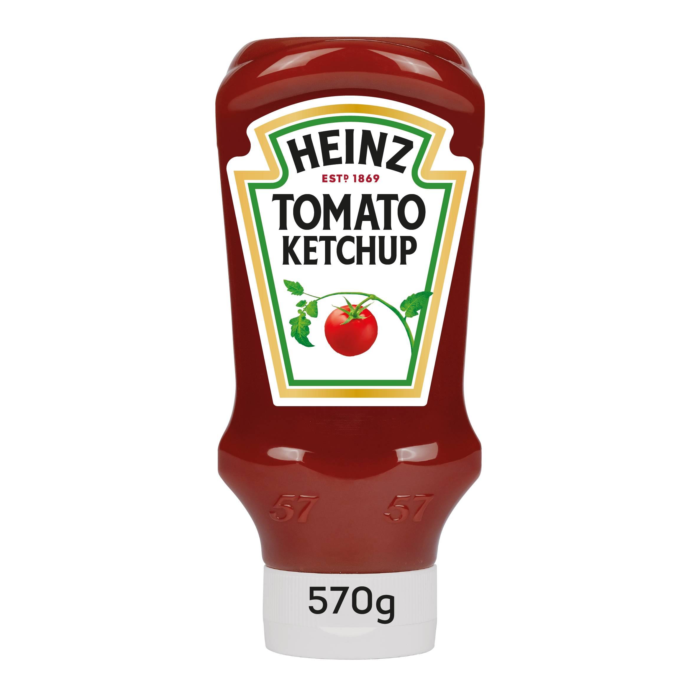 Heinz Tomato Ketchup 300ml image