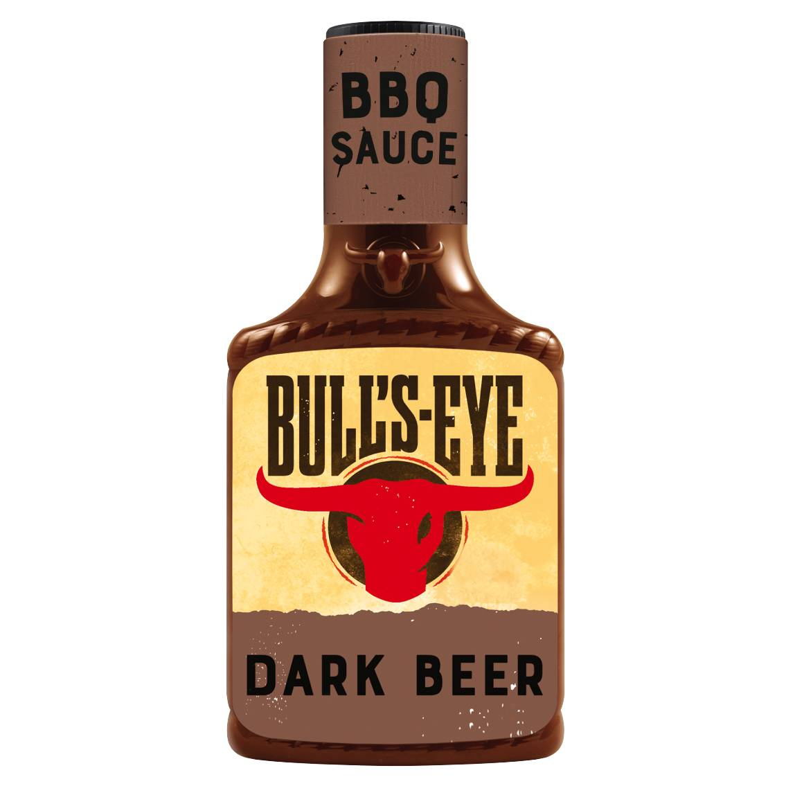Bull's Eye Dark Beer 360g Verre image