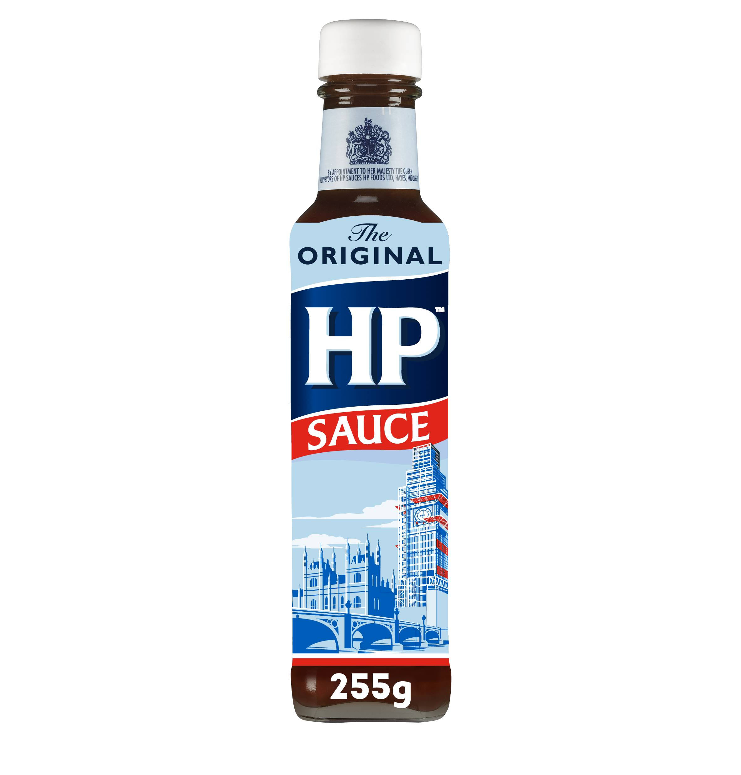 HP Brown Sauce 255g Flacon Souple image