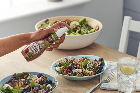 Heinz Raspberry Balsamic Salad Dressing Spray
