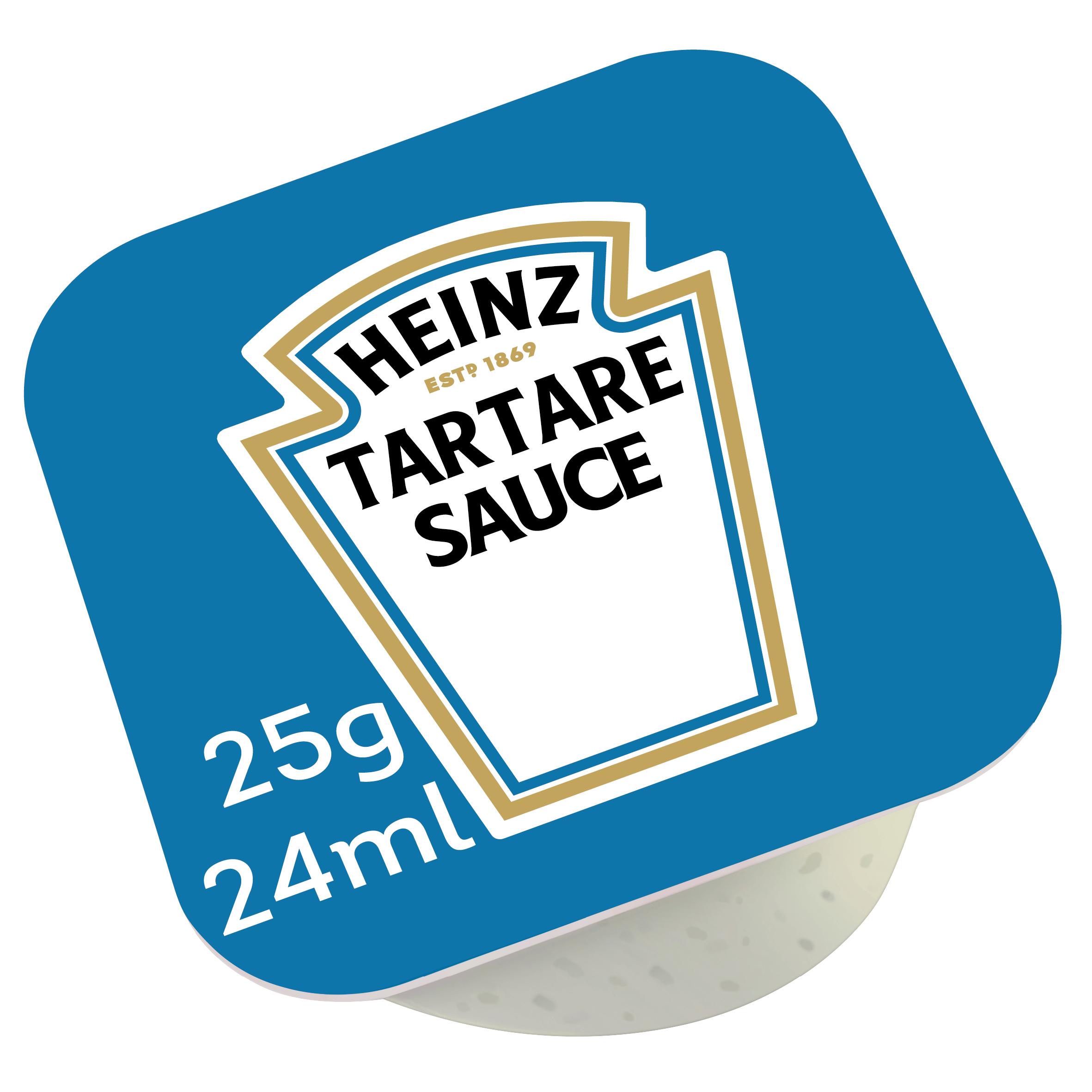 Heinz Tartare 25gm Dip Pot image