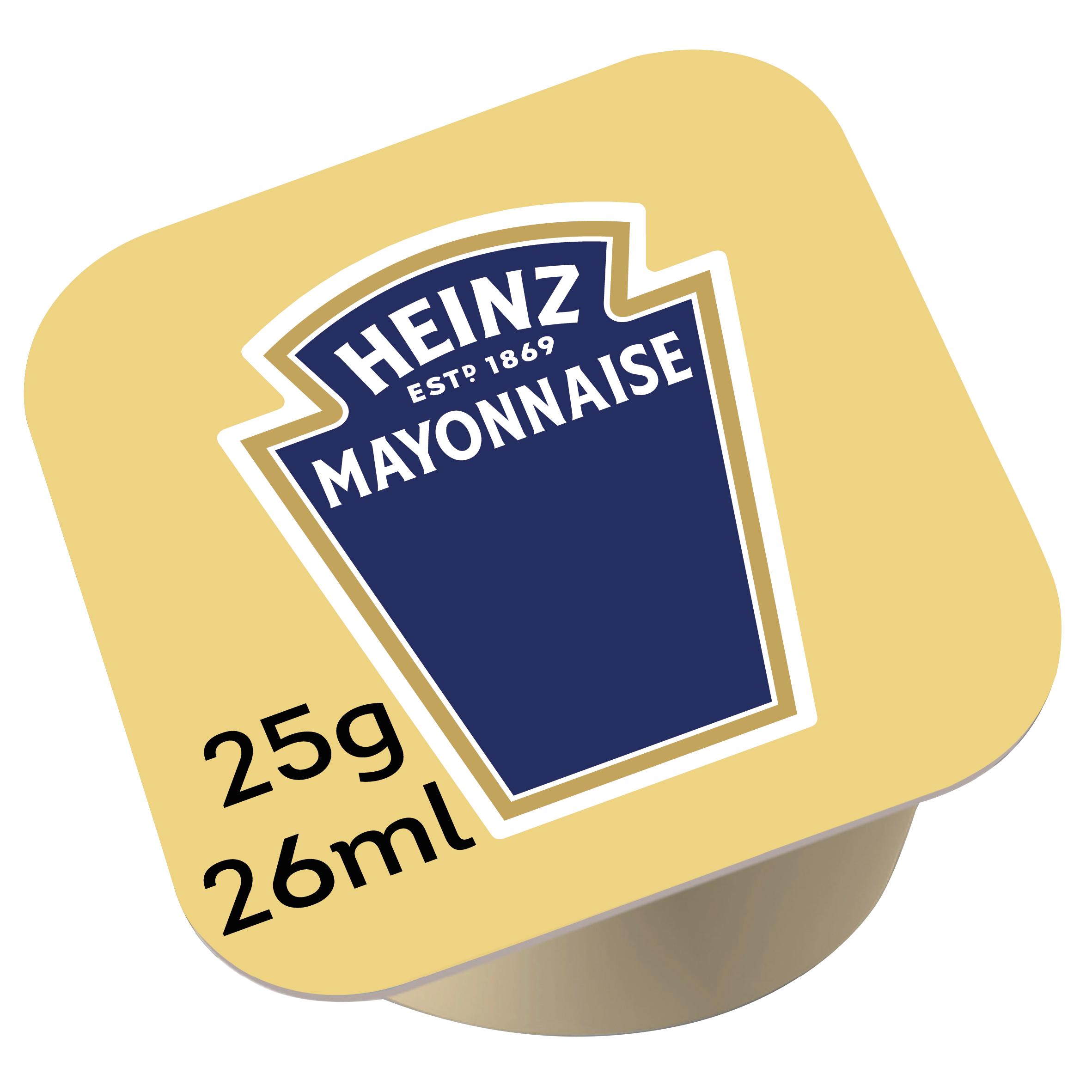 Heinz Mayonnaise 25gm Dip Pot image