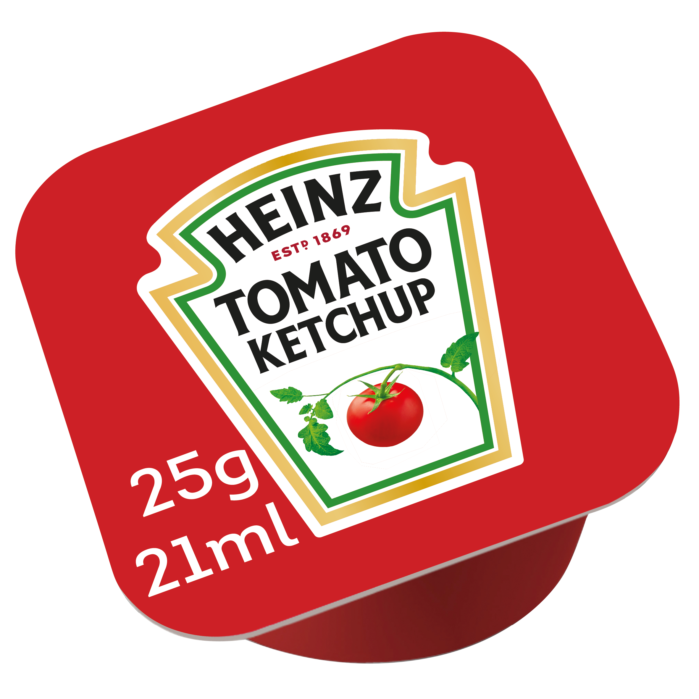 Heinz Tomato Ketchup 25gm Dip Pot