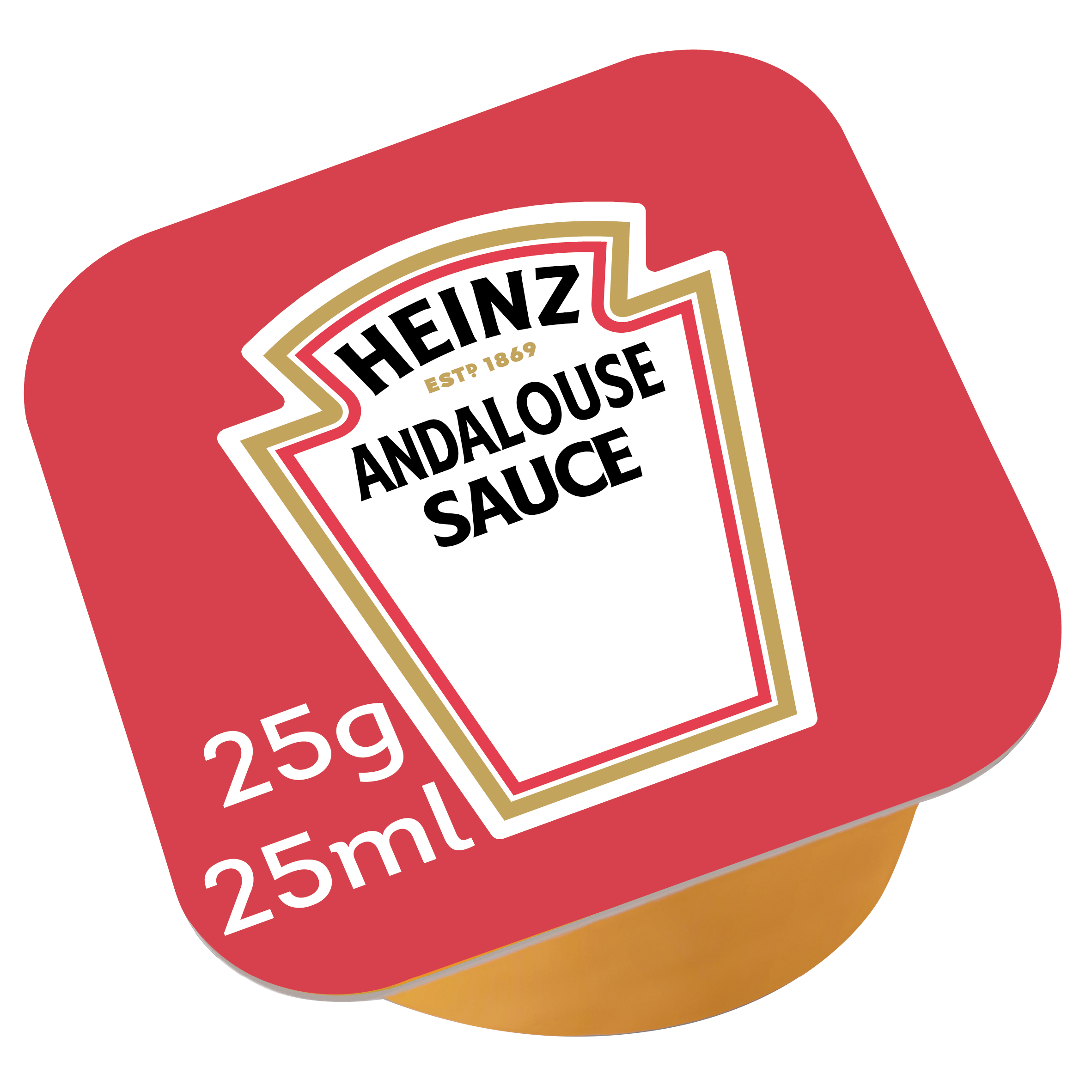 Heinz Andalouse 25g Coupelle image