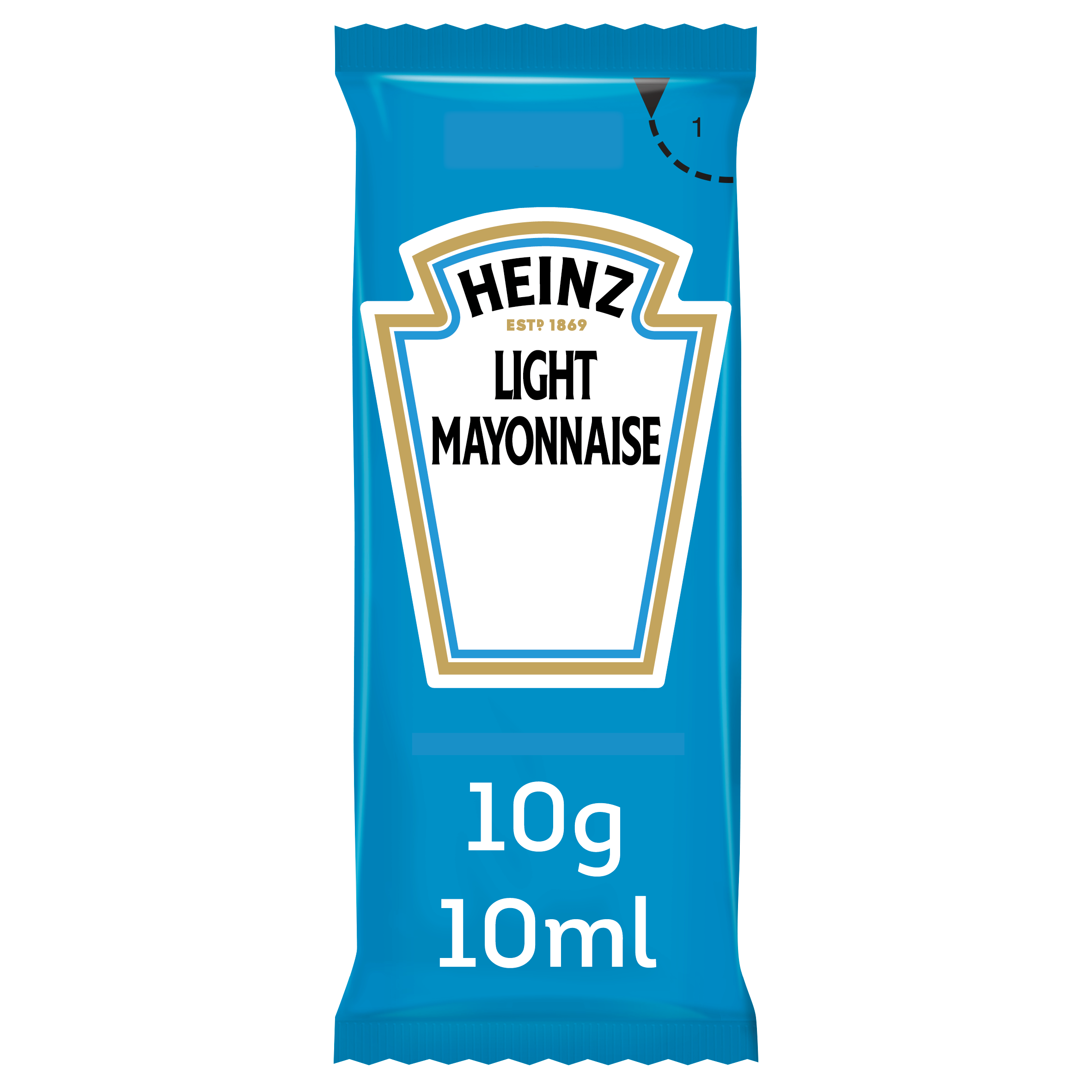 Heinz Mayonnaise Light 10ml Sachet image
