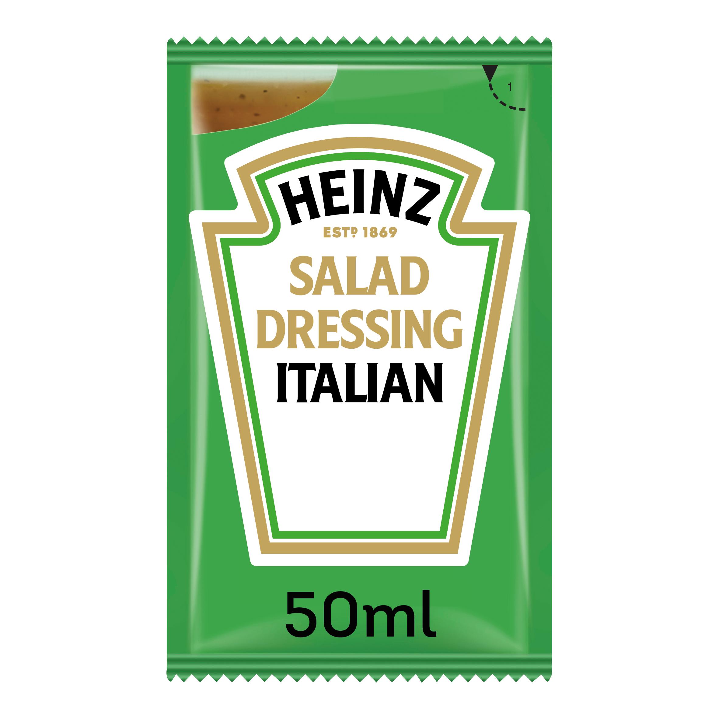 Heinz Italian Vinaigrette 50ml Sachet image