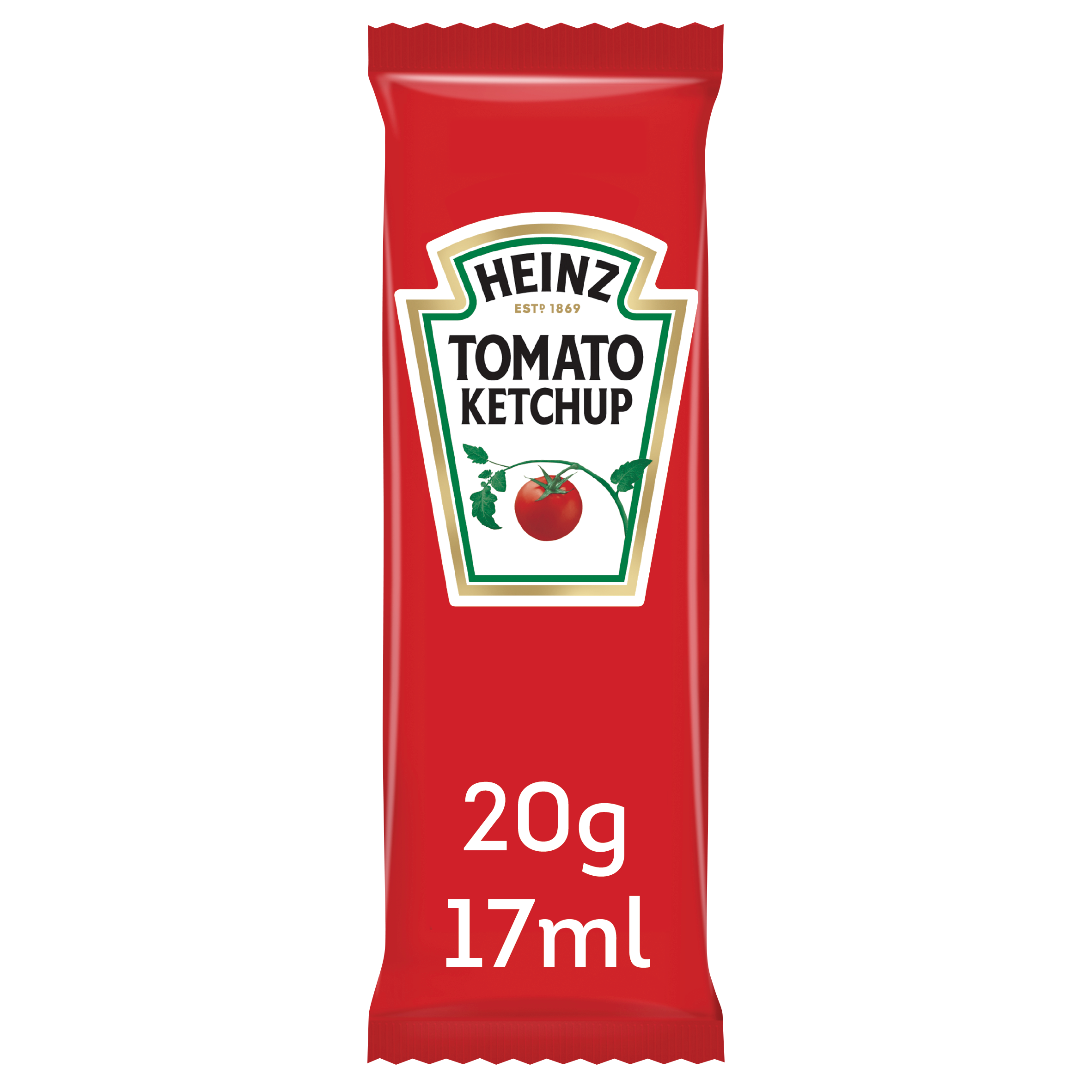 Heinz Tomato Ketchup 17ml Sachet image