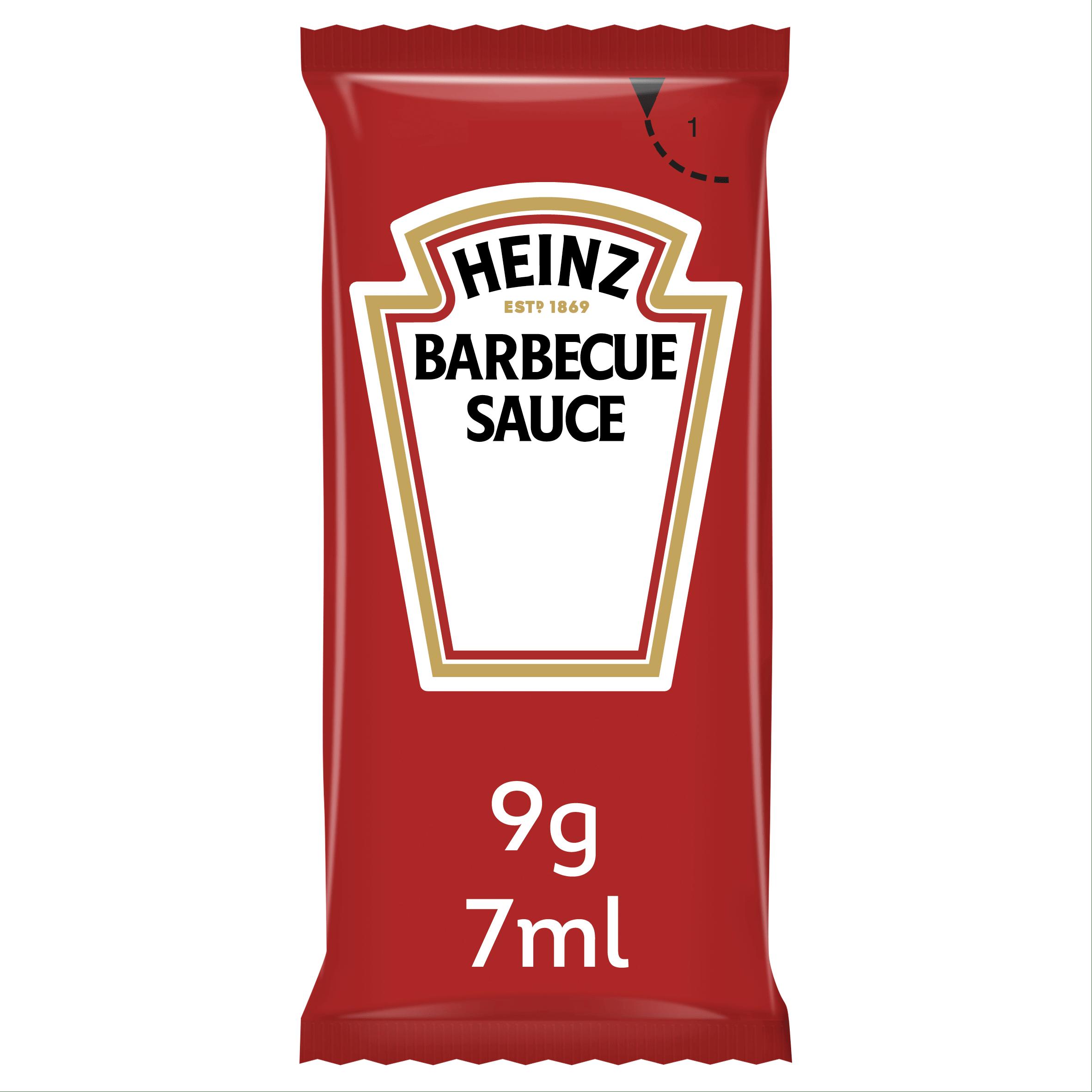 Heinz BBQ 7ML Sachet