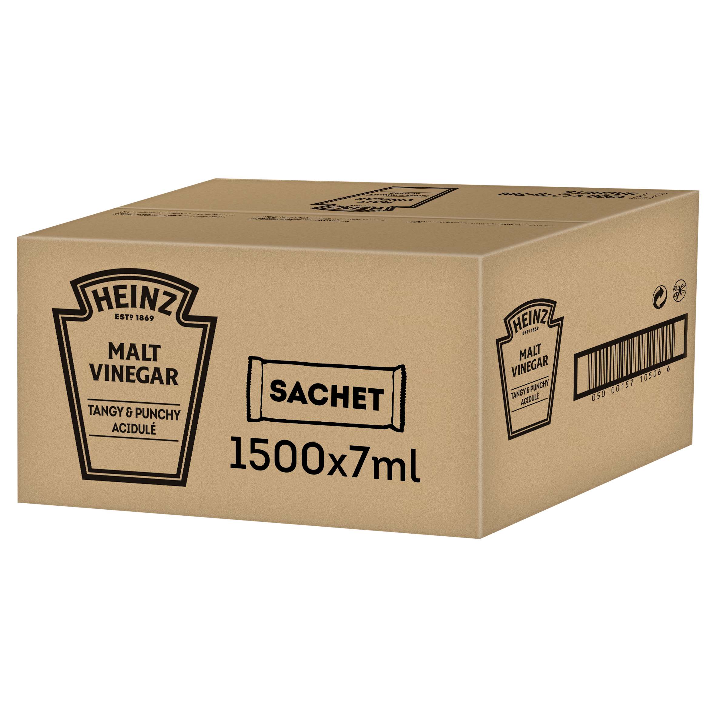 Heinz Malt Vinegar 7ml Sachet