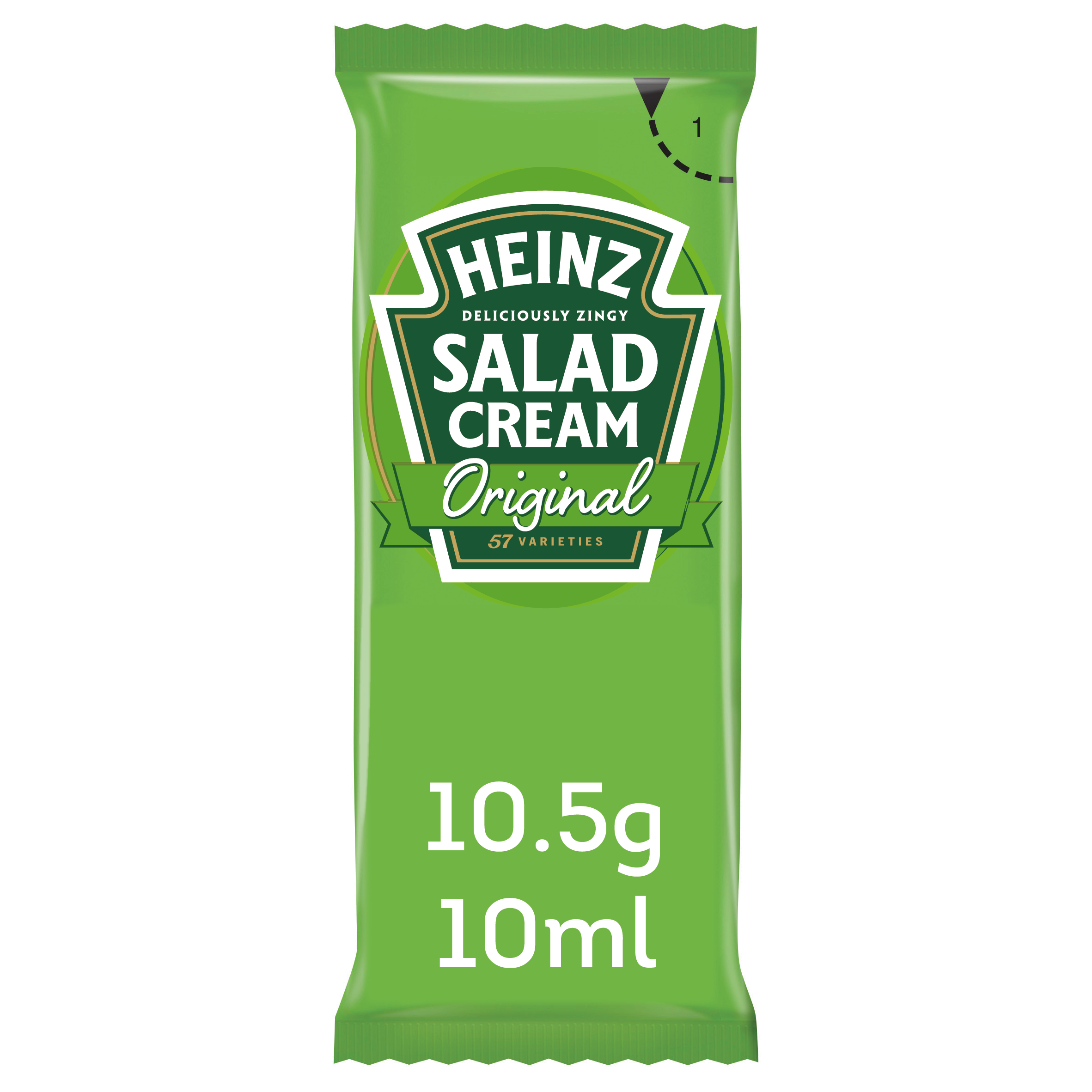 Heinz Salad Cream 10ml Sachet image