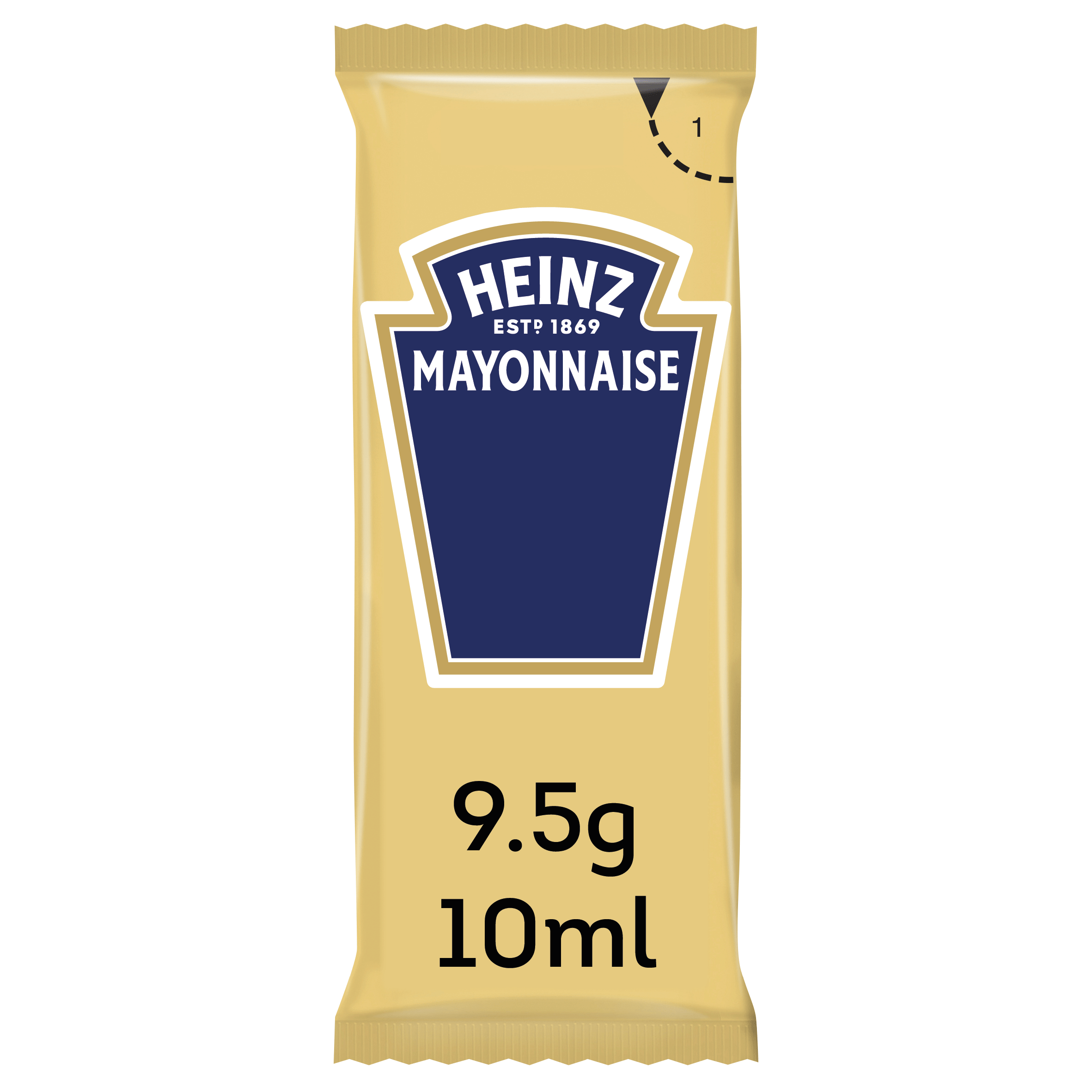 Heinz Mayonnaise 10ml Sachet