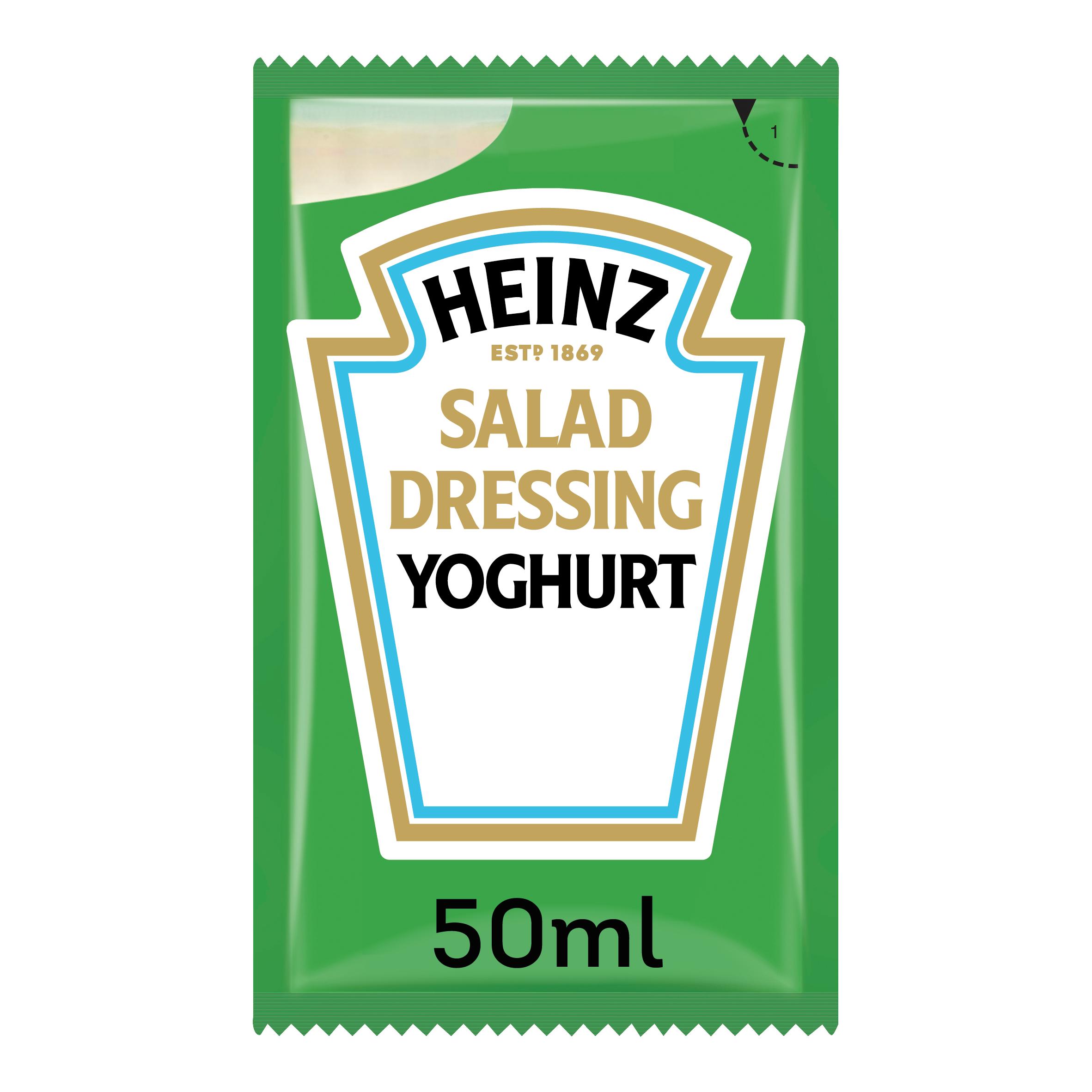 Heinz Yoghurt Dressing 50ml Bustina image