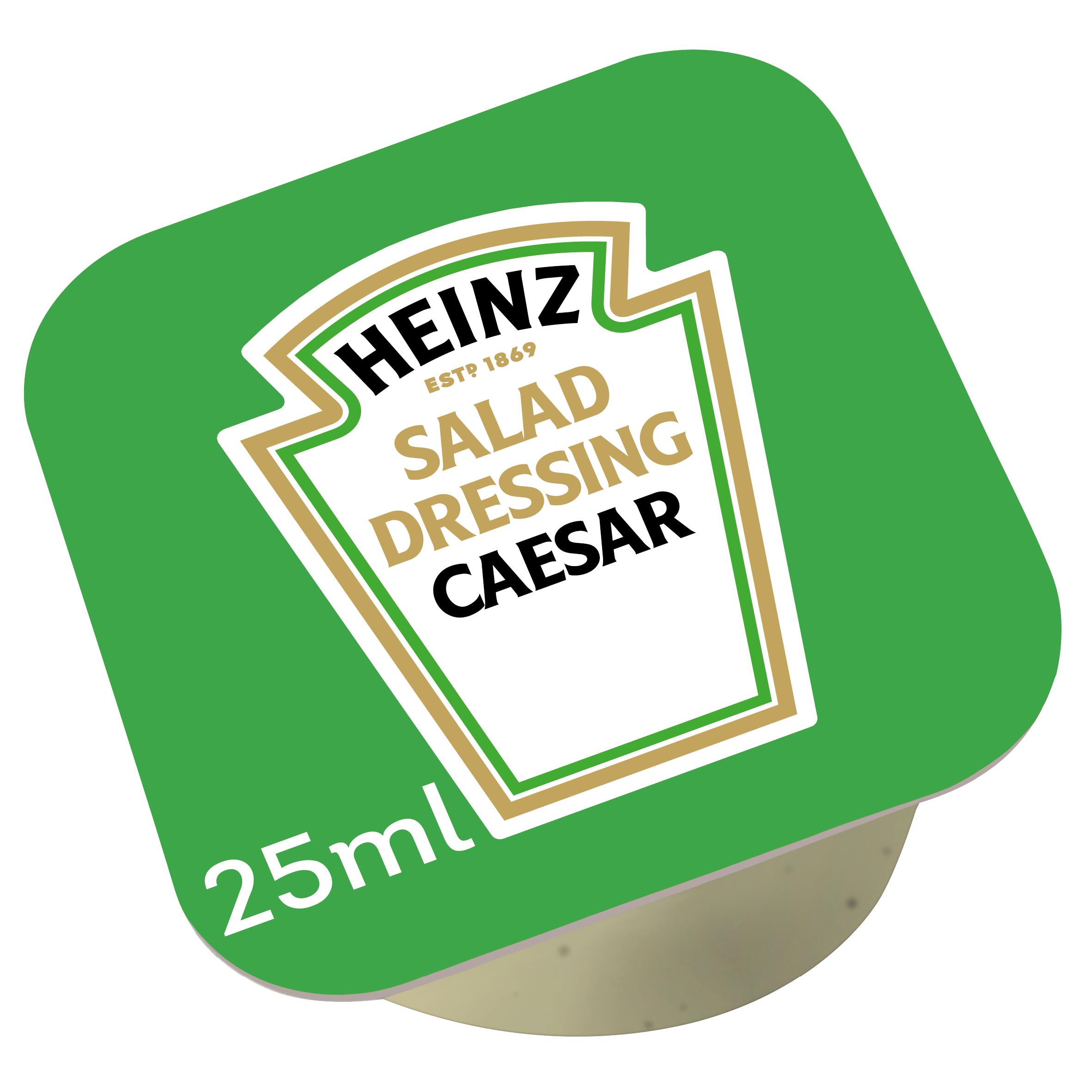 Heinz Caesar Dressing dippot 25ml