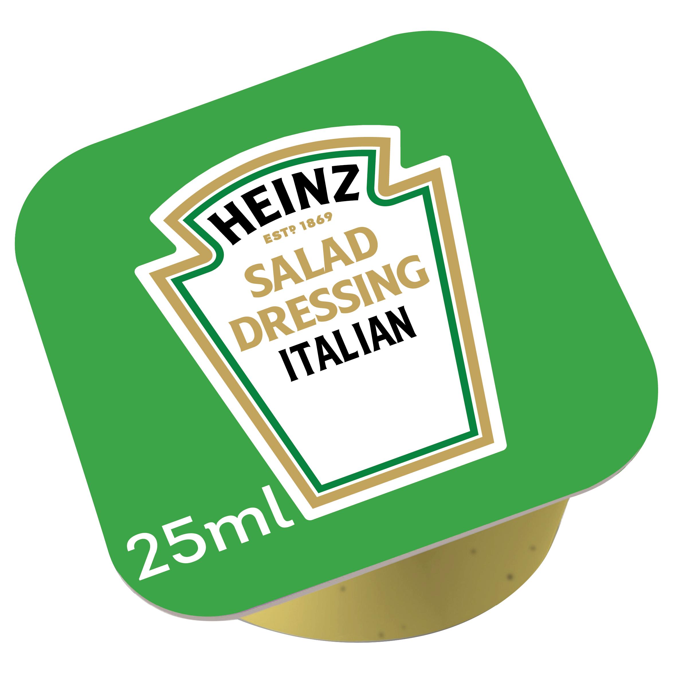 Heinz Italian Dressing dippot 25ml image
