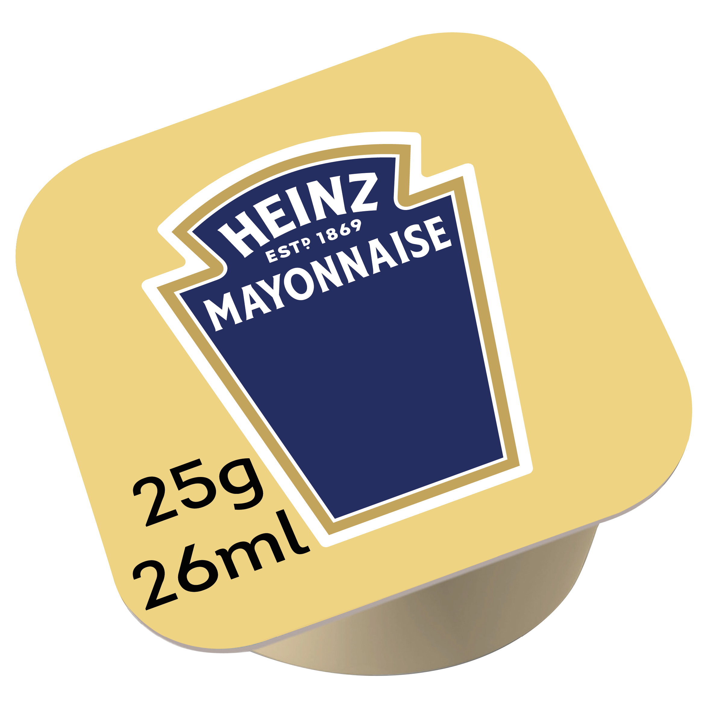 Heinz Mayonaise dippot 25ml image