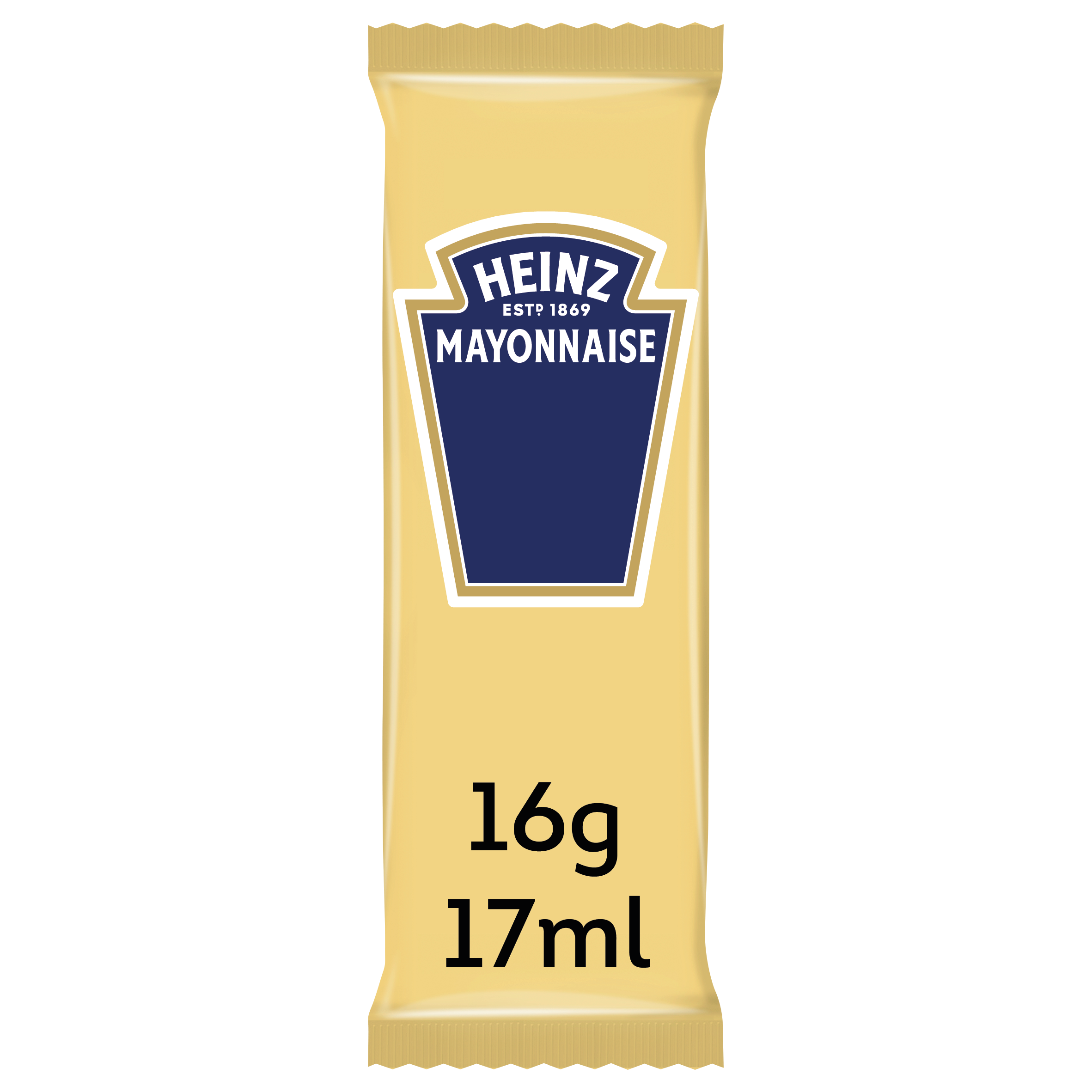 Heinz Seriously Good Mayonaise sachet 17ml