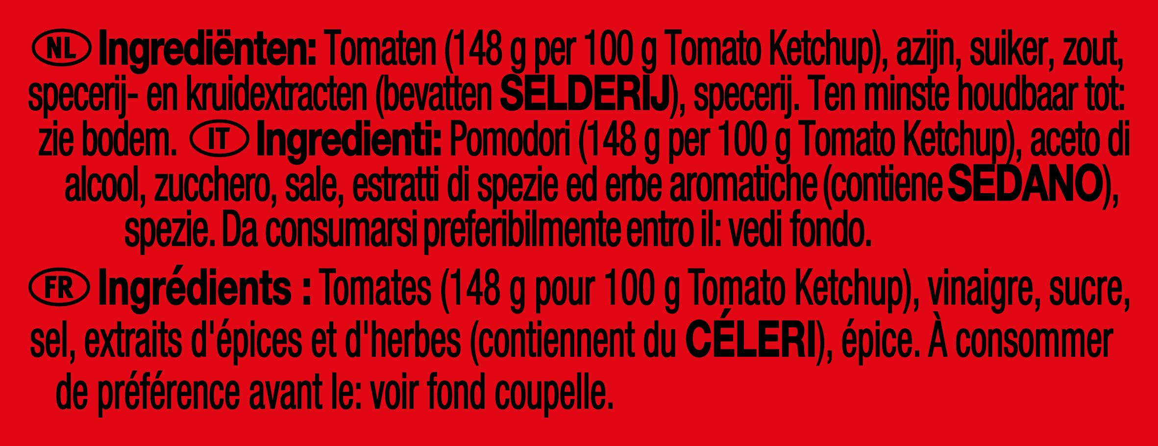 Heinz Tomato Ketchup 25ml dippot