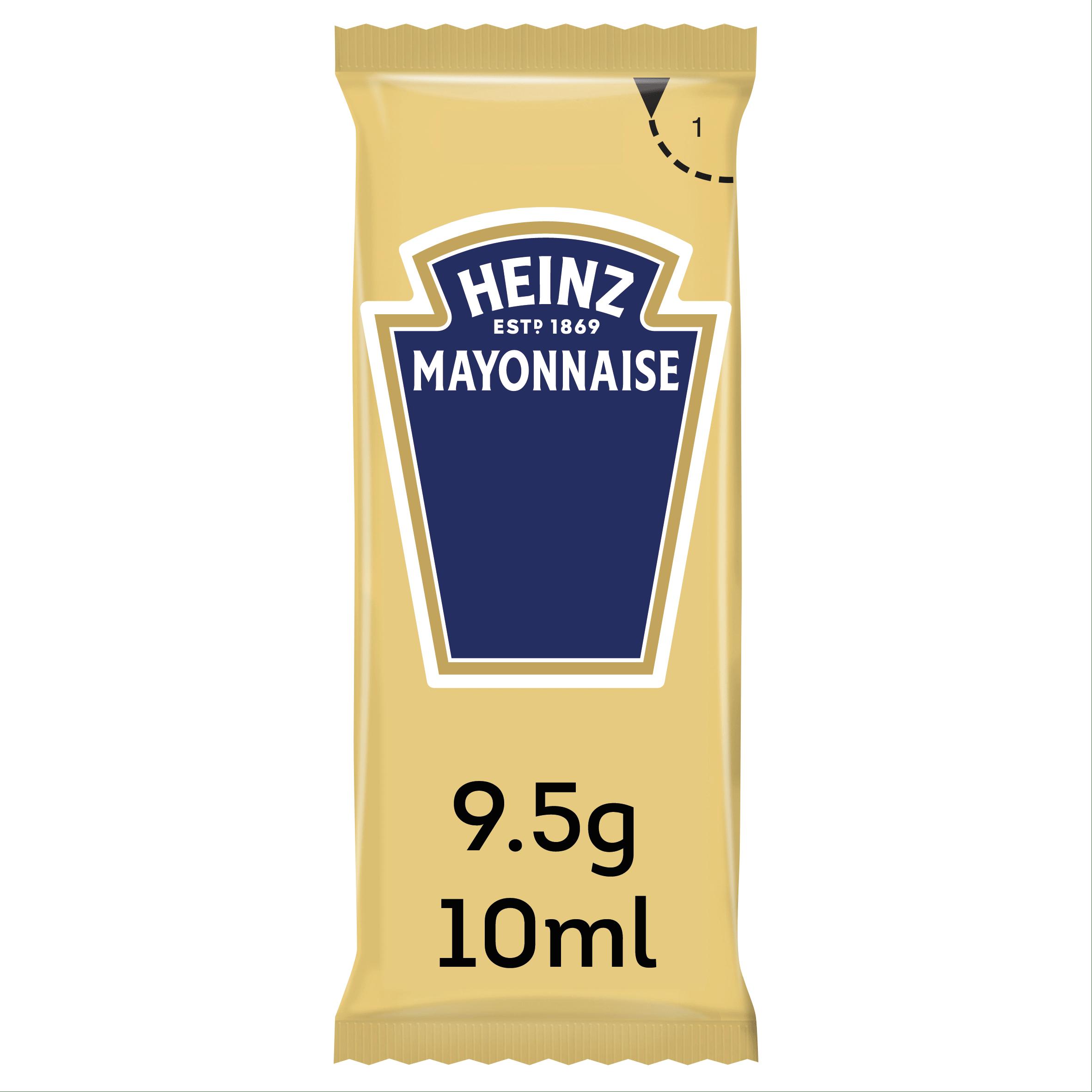 Heinz Mayonnaise 10ml image