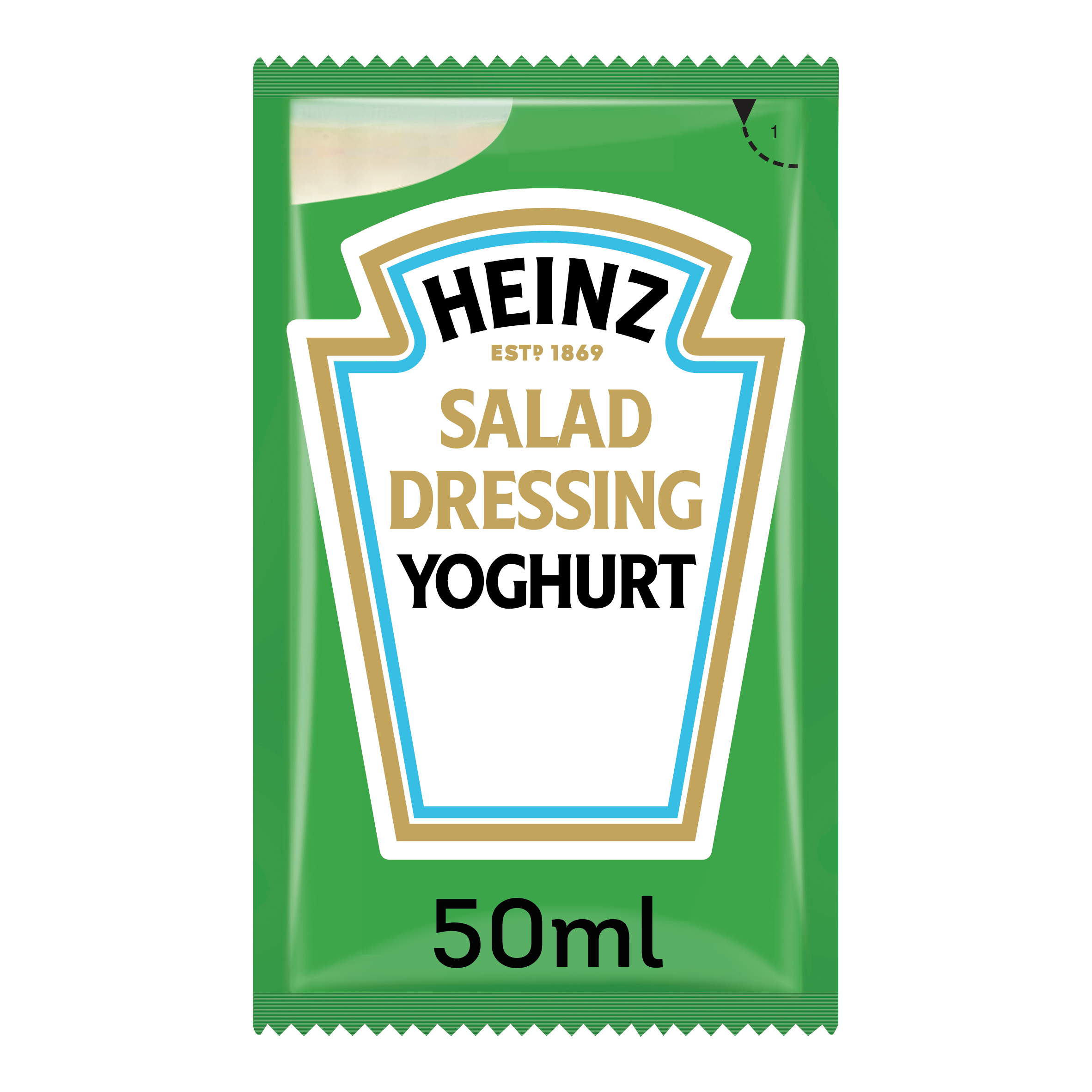 Heinz yoghurt dressing 50ml