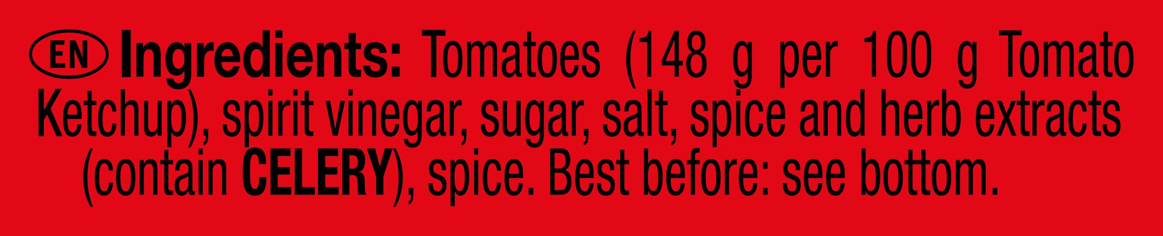 Heinz Tomaten Ketchup 25g