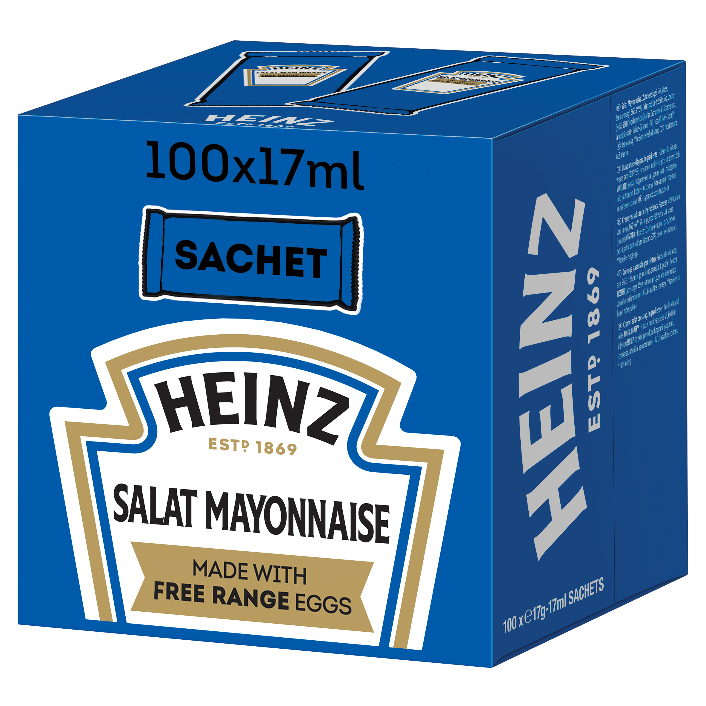 Heinz Salat Mayonnaise 17ml