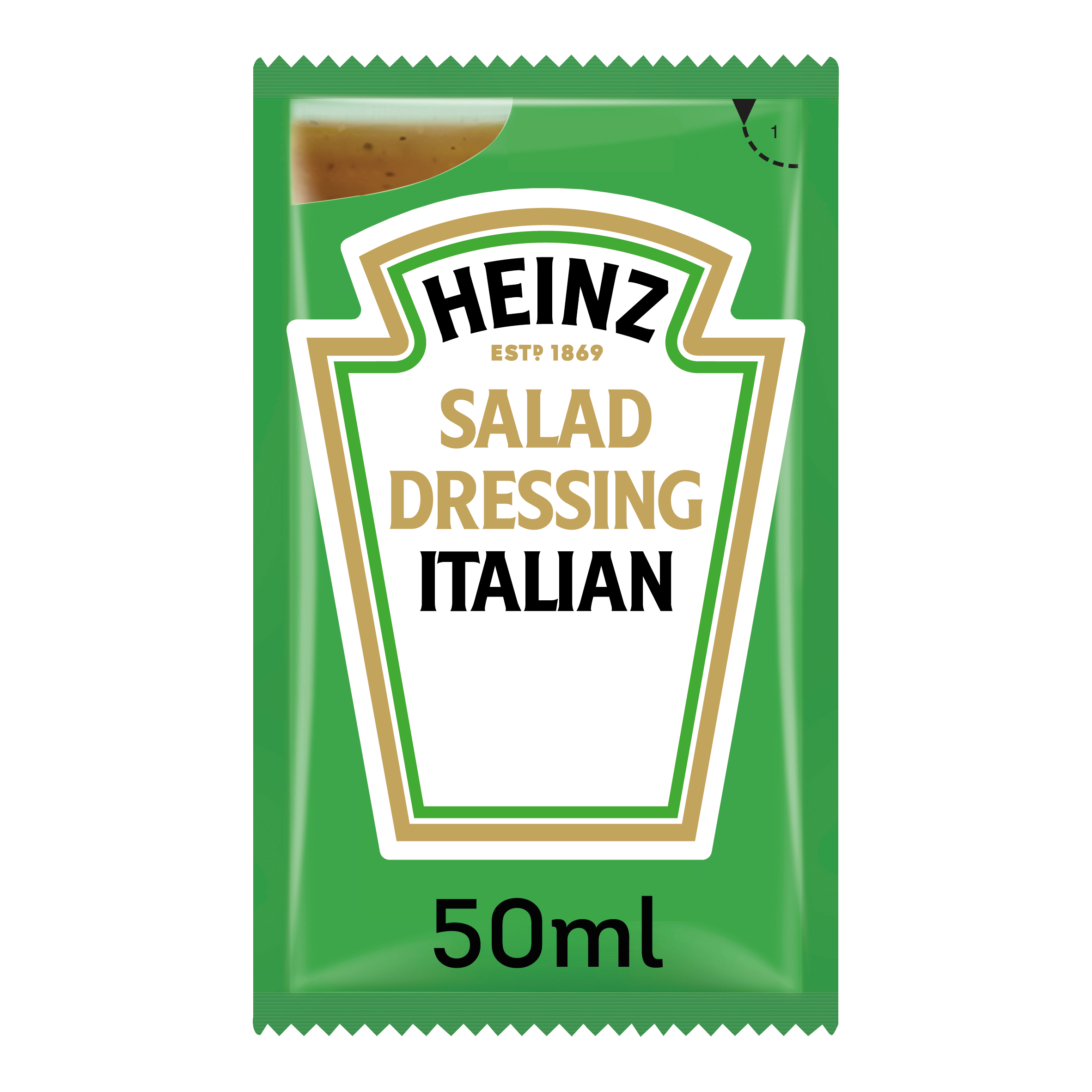 Heinz Italian Dressing 50ml