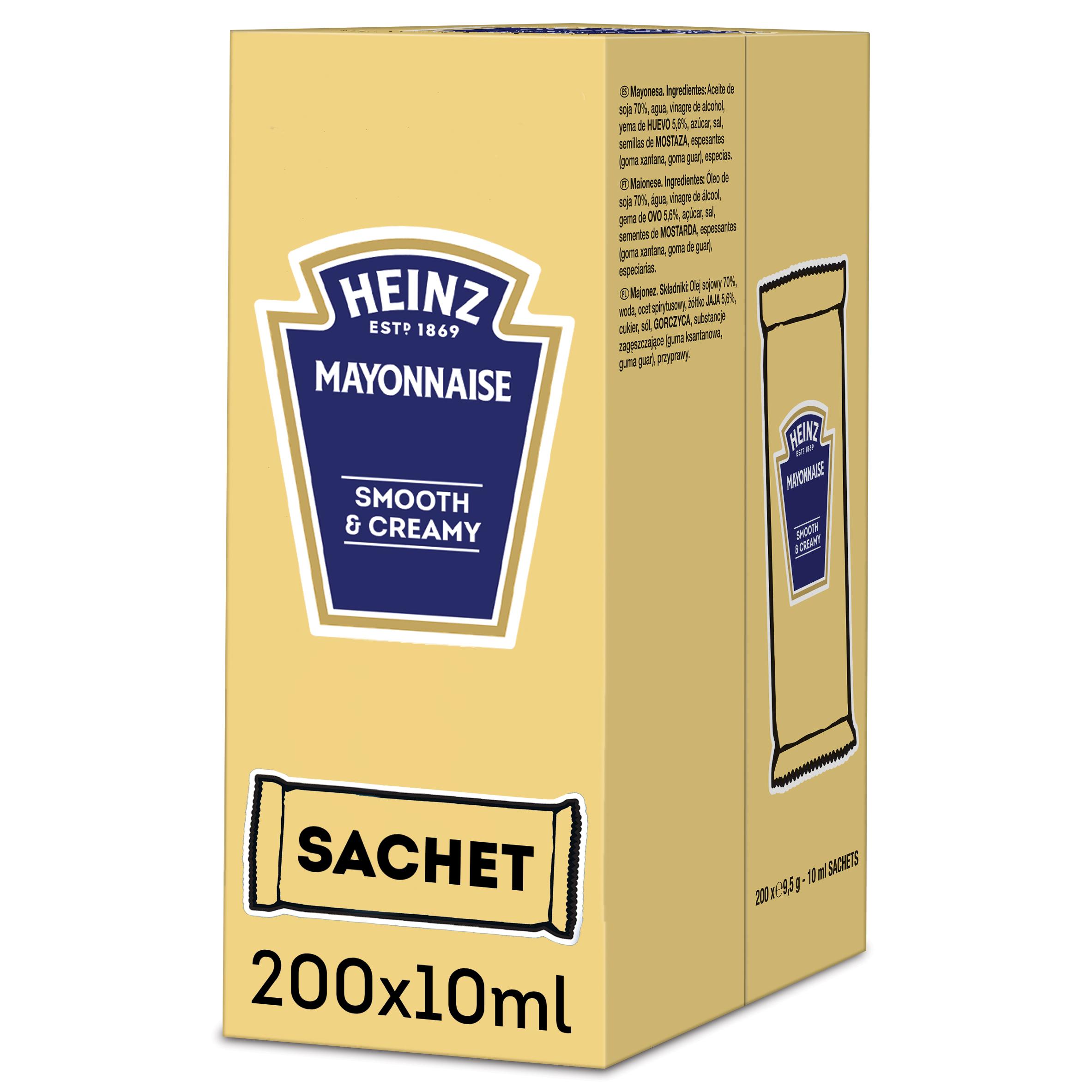 Majonez Heinz 10ml saszetka