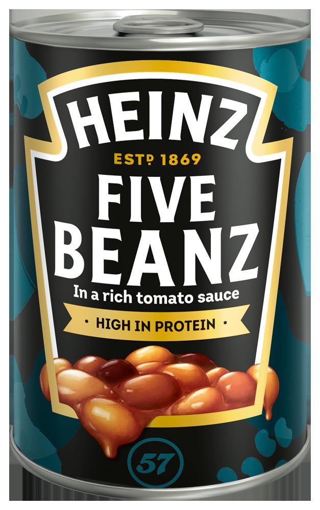 Beanz Five Beanz