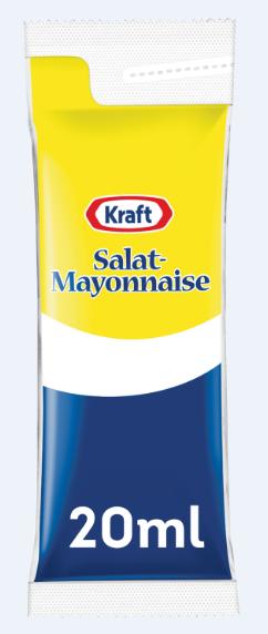 Kraft Mayonnaise 20ml image