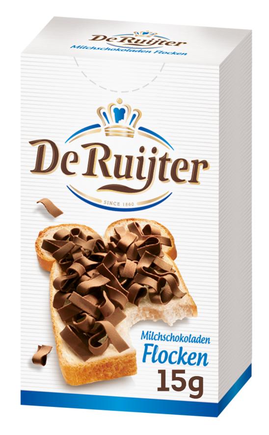 De Ruijter Schokoladenflocken 15g image