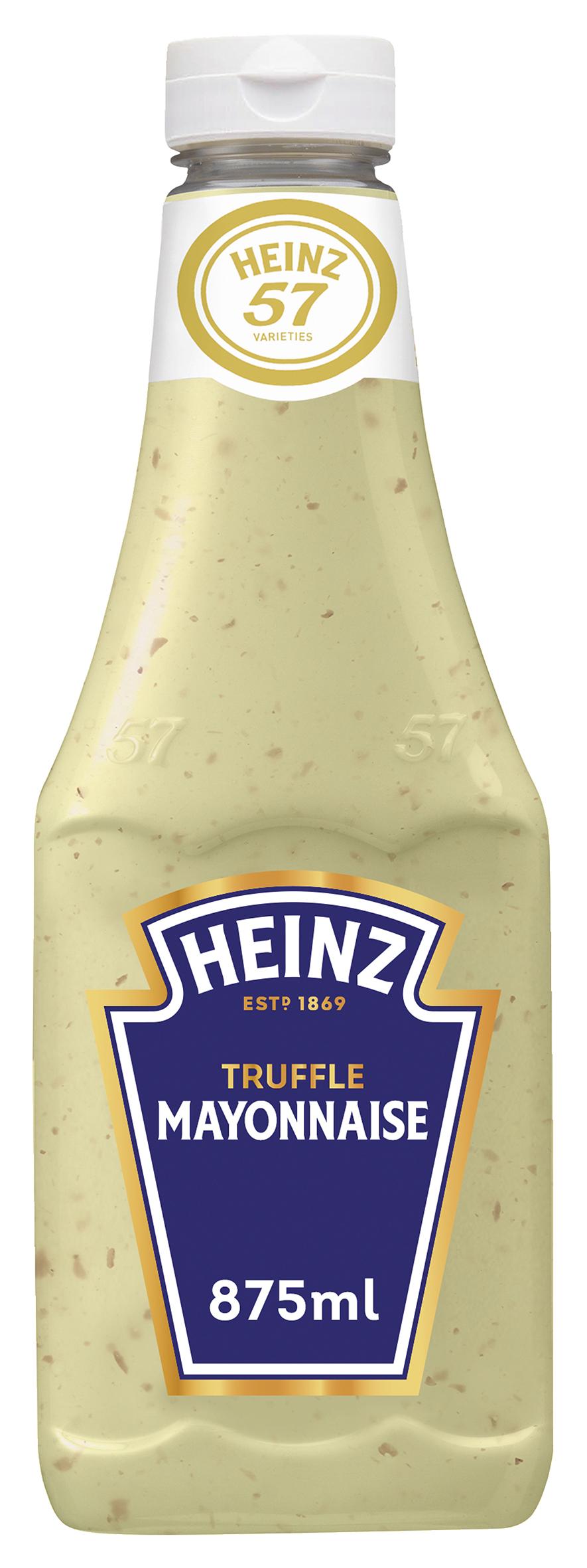 Heinz Trüffel Mayonnaise 875ml image