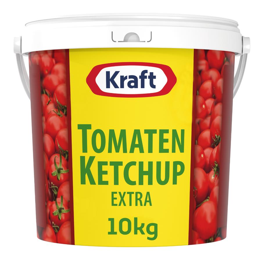 Kraft Tomaten Ketchup 10kg image