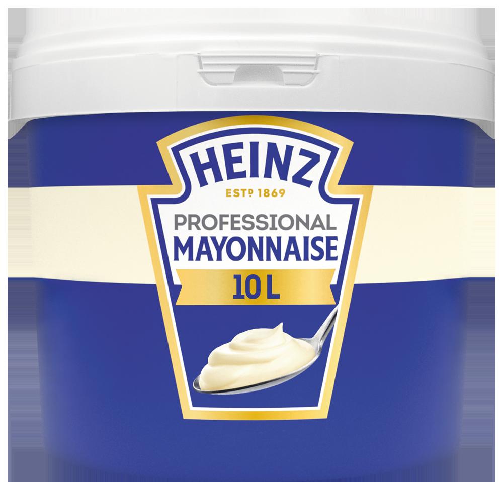 Heinz Professional Mayonnaise 1x10l Eimer image