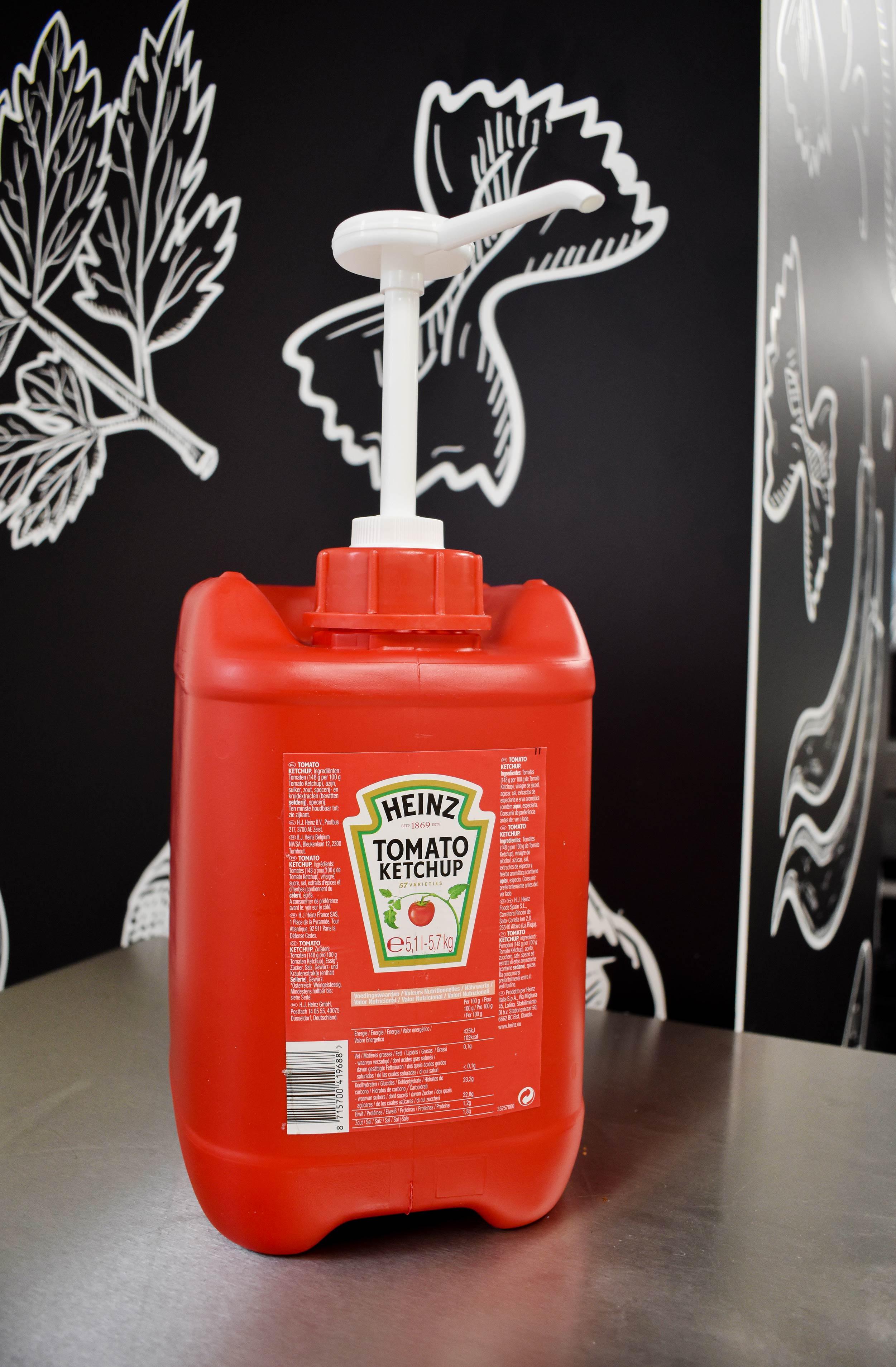 Heinz Tomato Ketchup 5,1l Kanister