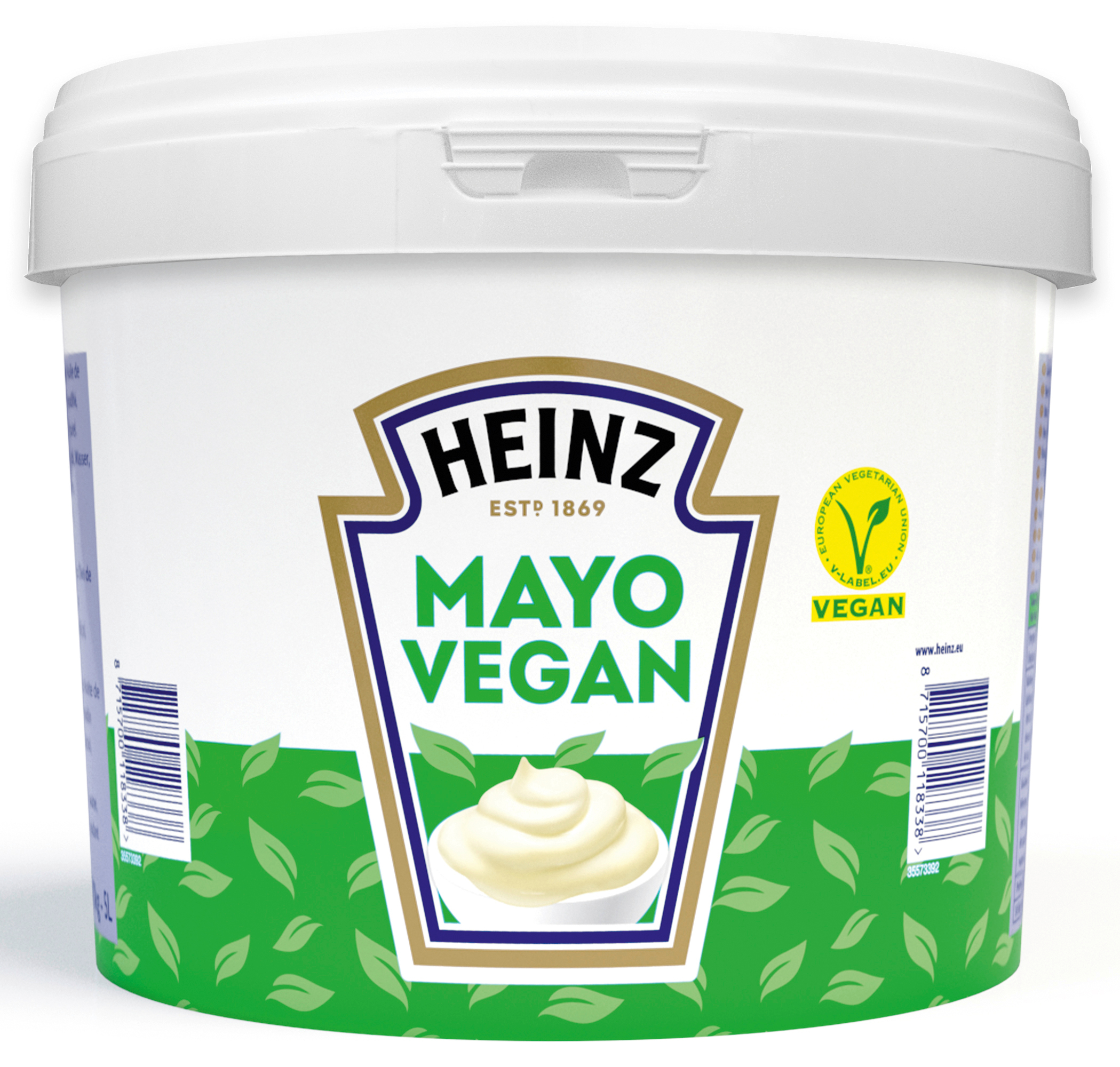 Heinz Mayo Vegan Classic 5L Eimer
