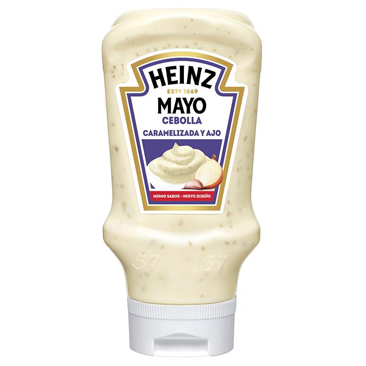 Mayonesa Cebolla Caramelizada Y Ajo