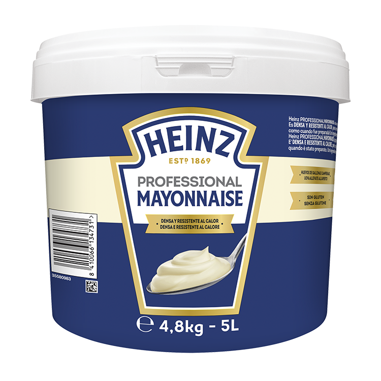 Heinz Professional Mayonnaise 5l image