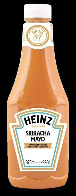 Heinz Sriracha Mayo 875ml image