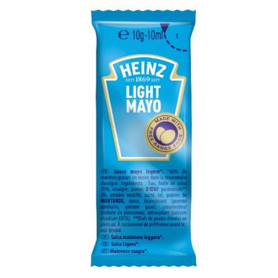 Heinz Light Mayonnaise 10ml image