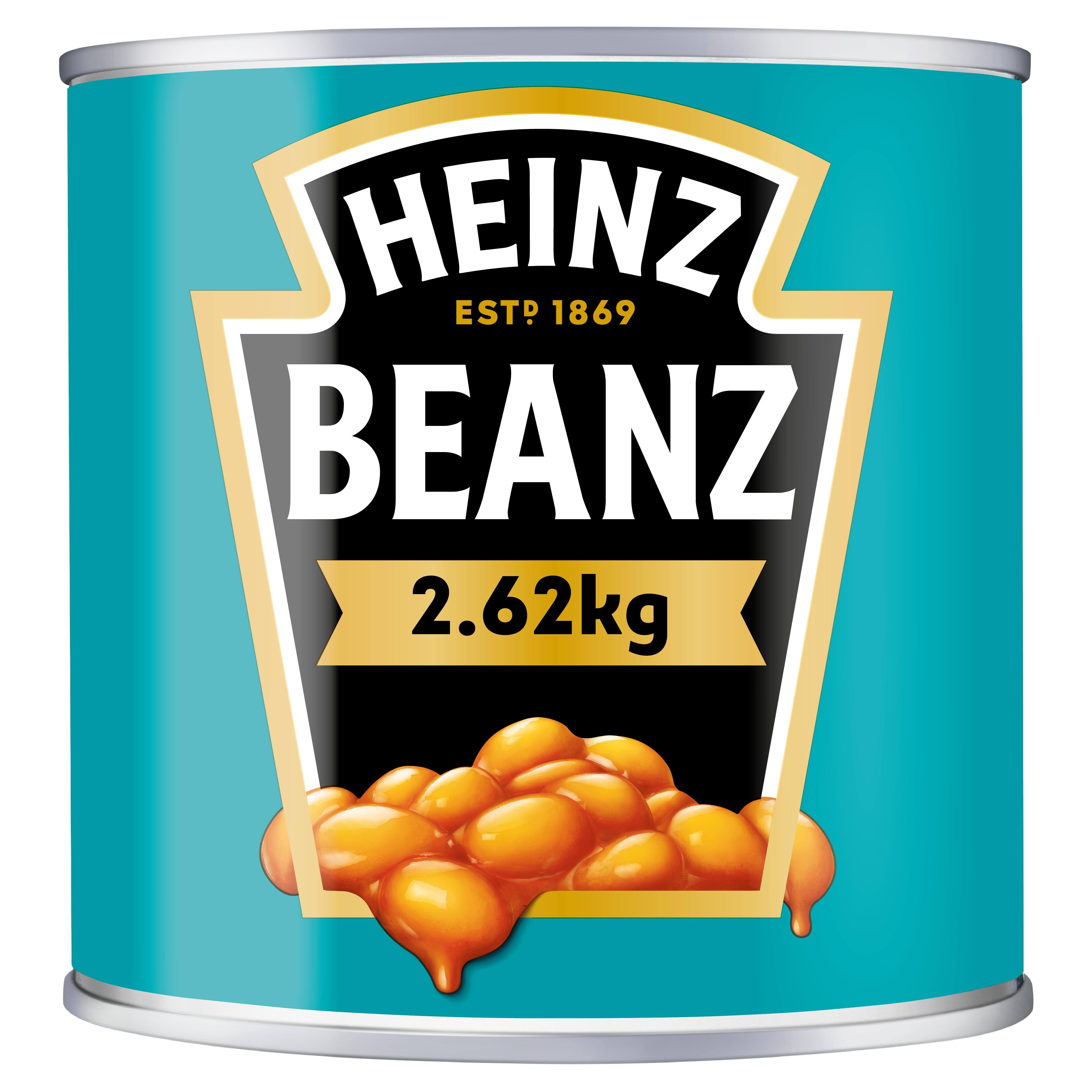 Heinz Baked Beanz 2.62kg image