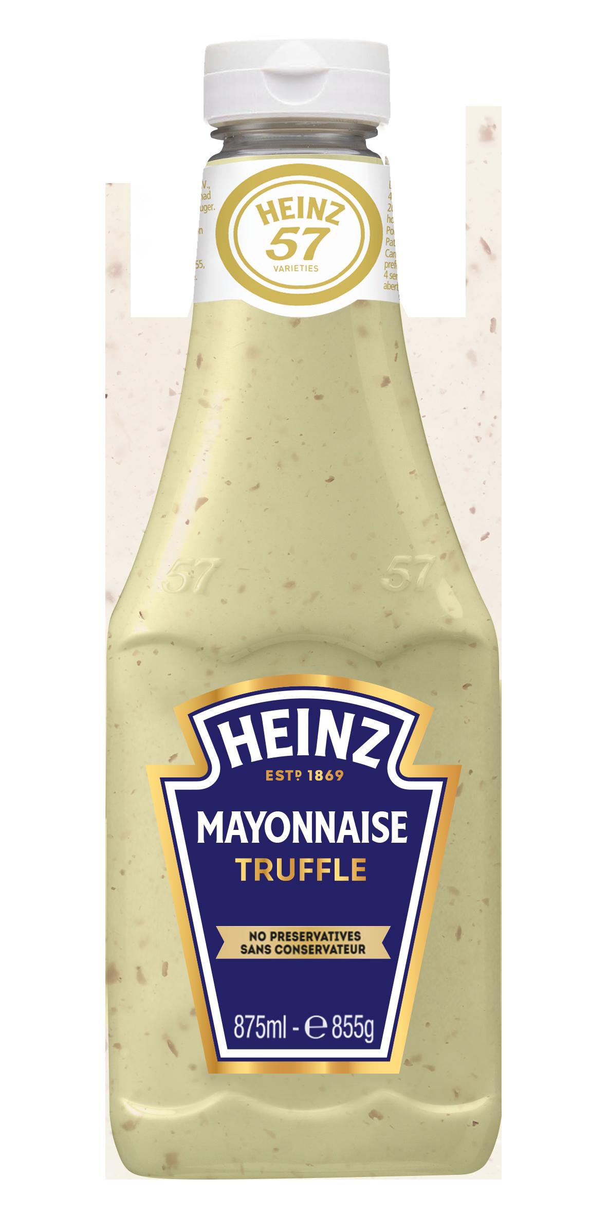 Heinz Truffle Mayonnaise 875ml image