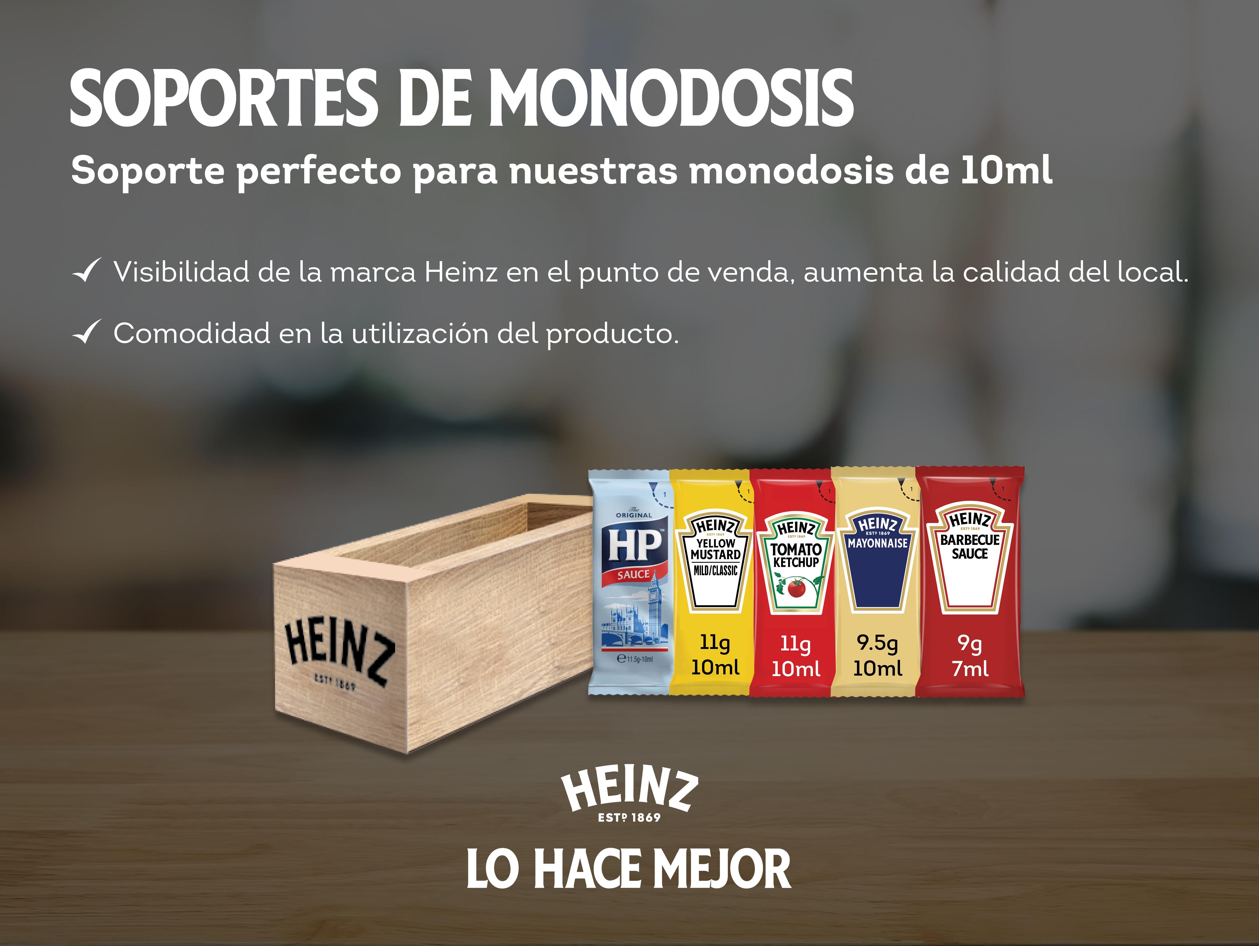 Soportes de Monodosis