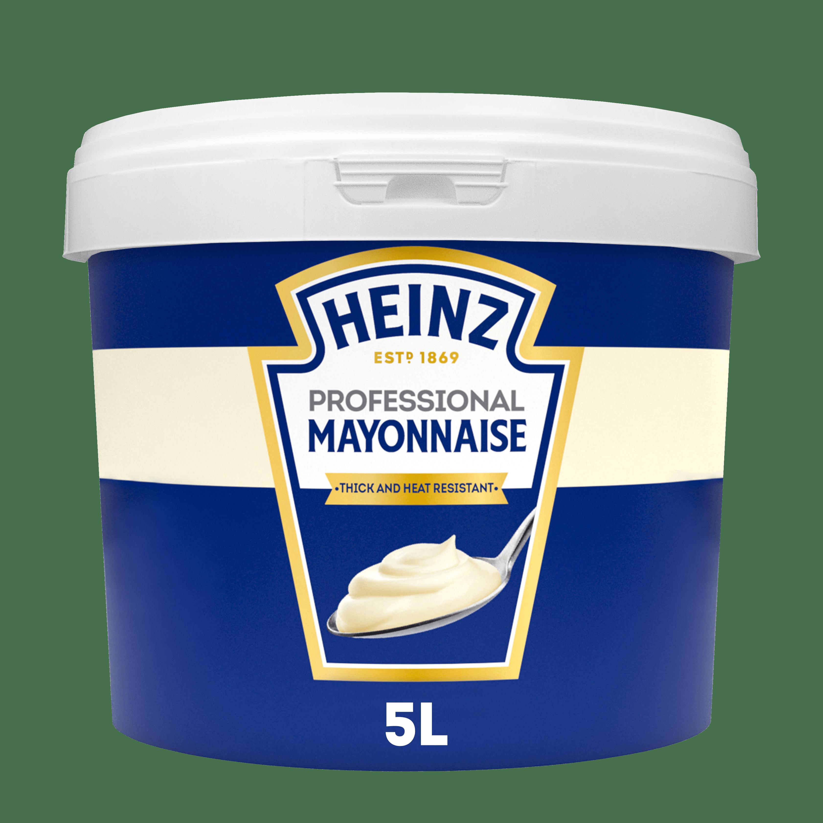 Majonez Heinz 5L wiadro image