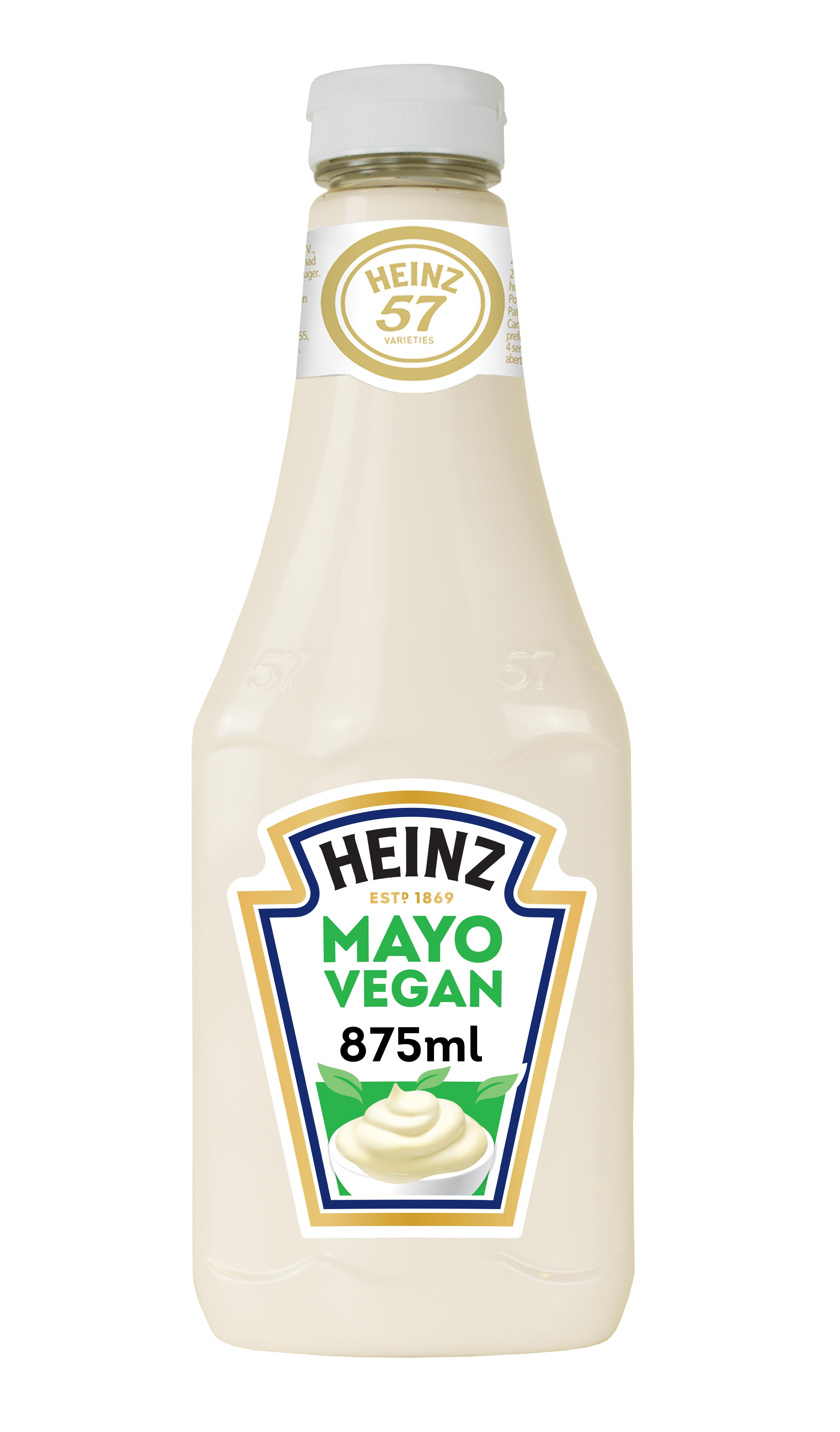 Heinz Mayonesa Vegana 875ml image
