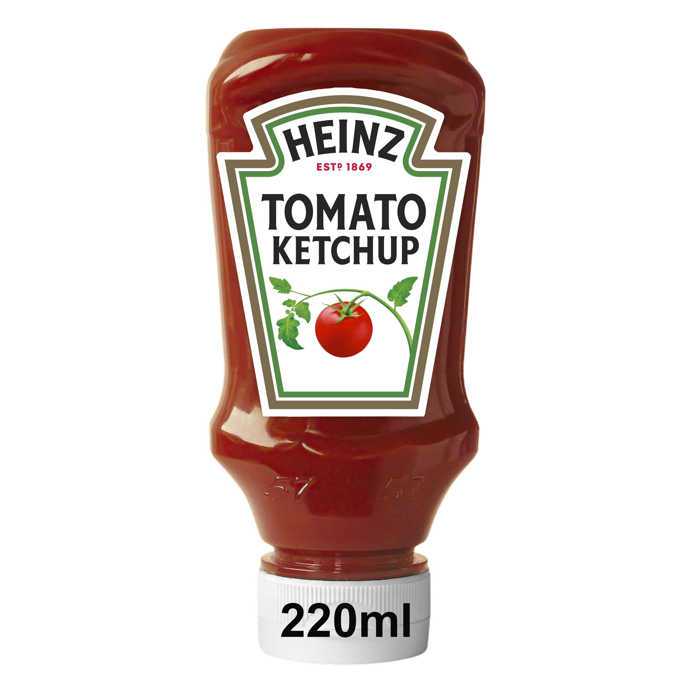 Heinz Tomato Ketchup 220ml image